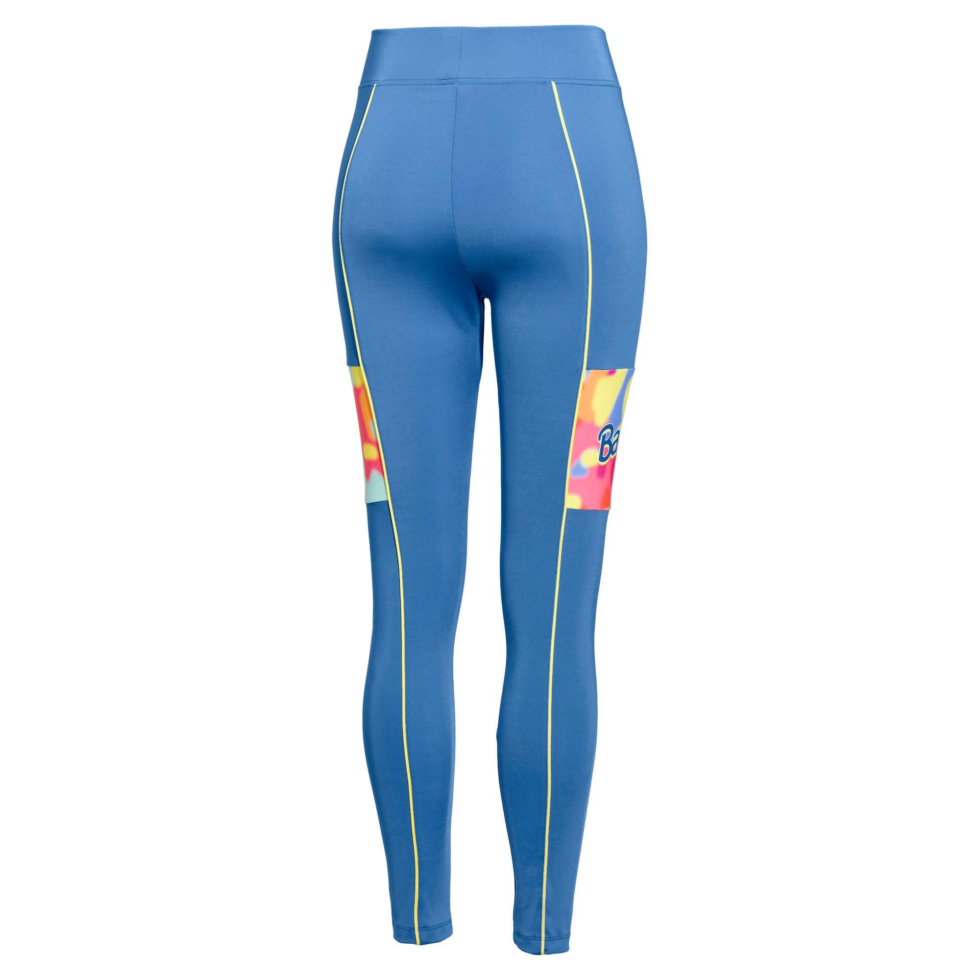 Thumbnail 2 of PUMA x BARBIE Women's Leggings, Ultramarine, medium