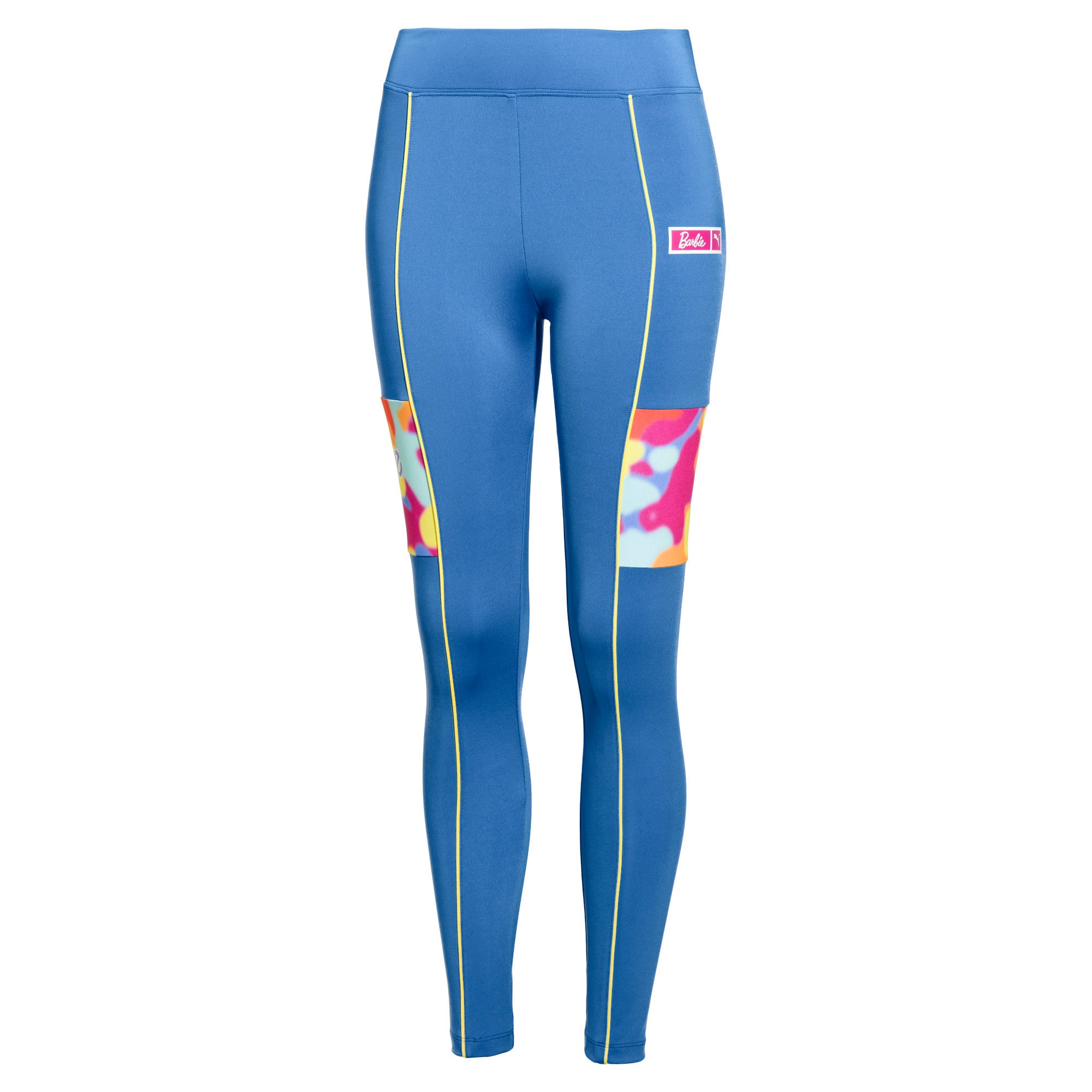 Thumbnail 1 of PUMA x BARBIE Women's Leggings, Ultramarine, medium