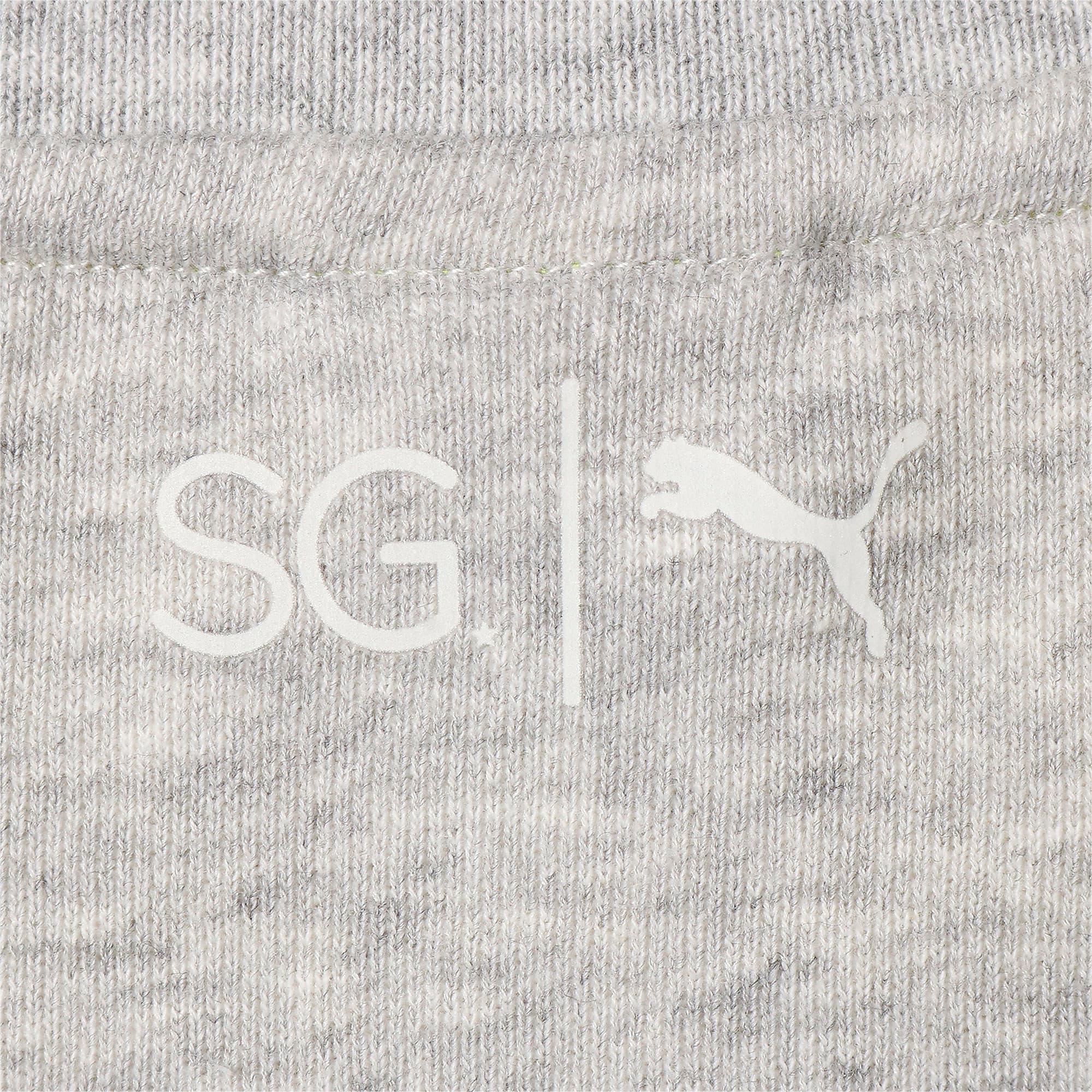 Thumbnail 11 of SG x PUMA ウィメンズ スウェットシャツ, Light Gray Heather, medium-JPN