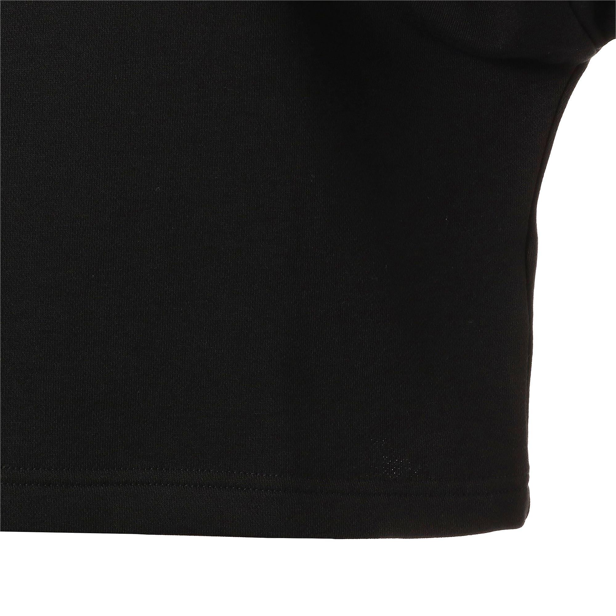 Thumbnail 9 of SG x PUMA ウィメンズ スウェットシャツ, Puma Black, medium-JPN