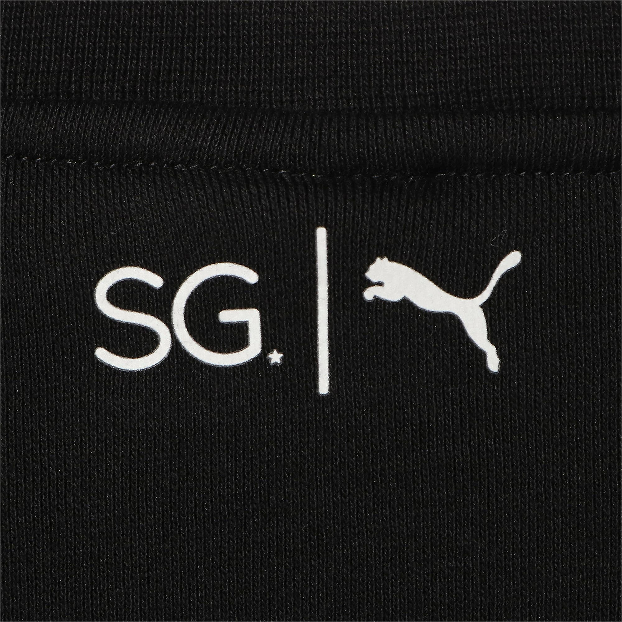 Thumbnail 10 of SG x PUMA ウィメンズ スウェットシャツ, Puma Black, medium-JPN
