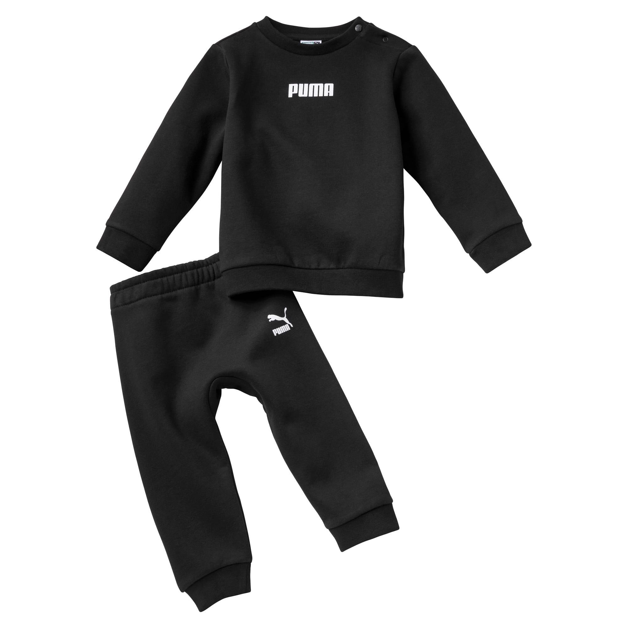 Thumbnail 1 of Survêtement pour bébé, Puma Black, medium