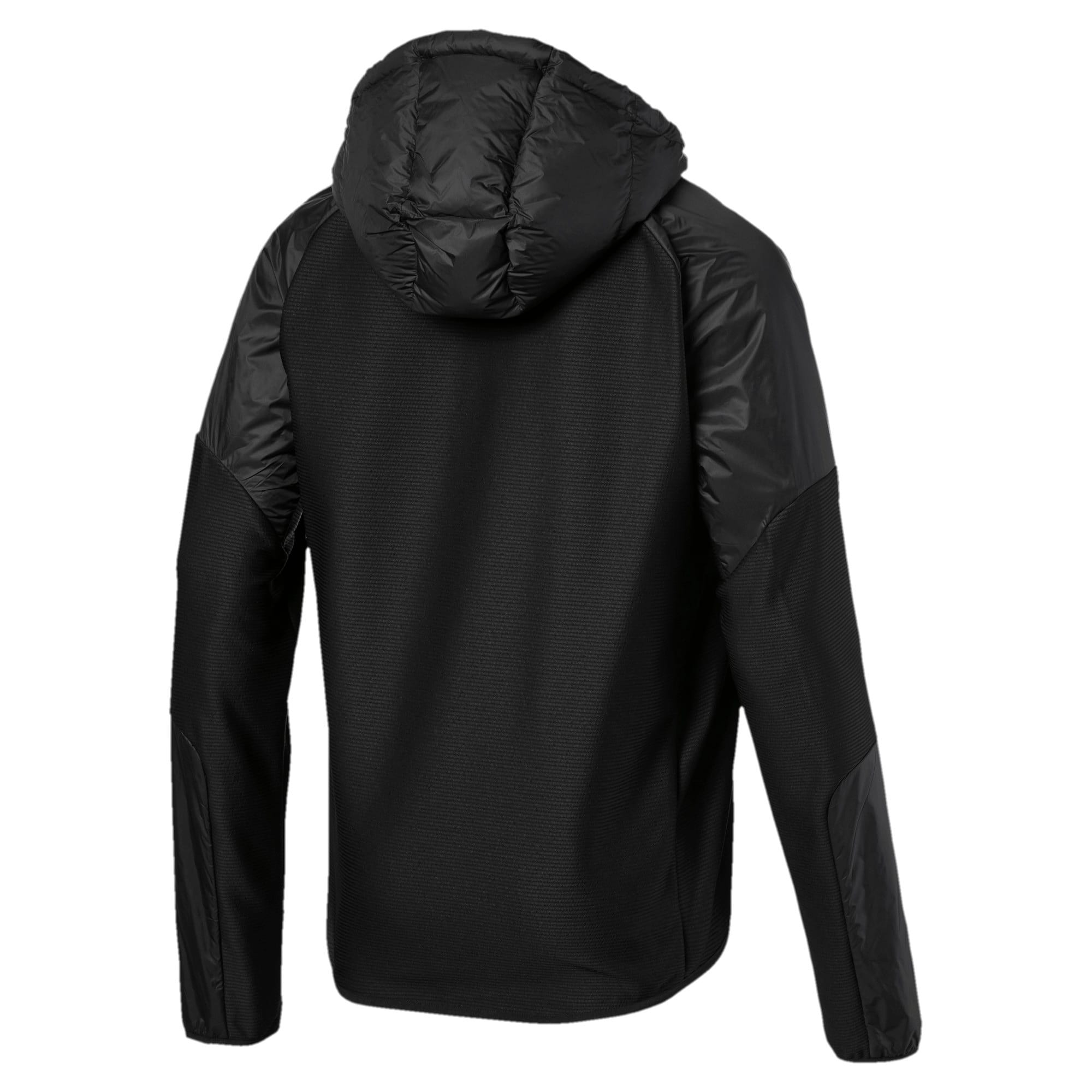 Thumbnail 5 of 600 Hybrid Down Men's Jacket, Puma Black, medium-IND