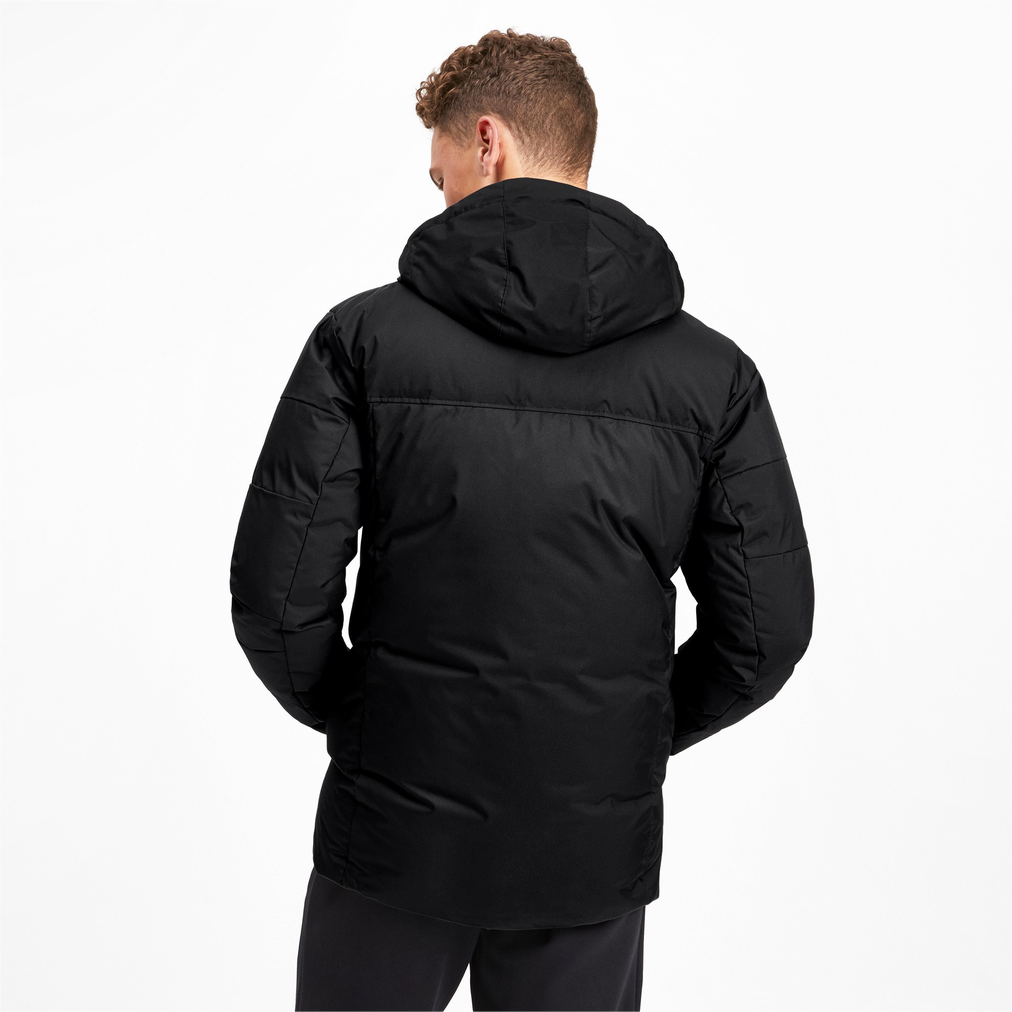 Thumbnail 2 of 650 Protective Down Men's Jacket, Puma Black, medium