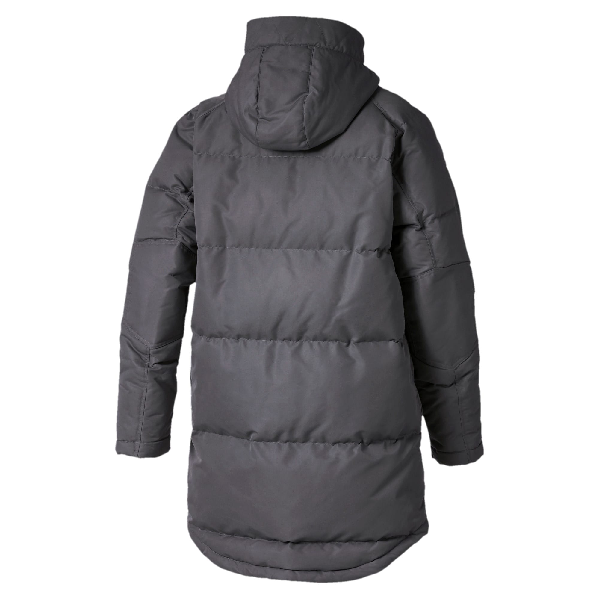 Thumbnail 5 of Oversize 500 Down Hooded Men's Jacket, CASTLEROCK, medium