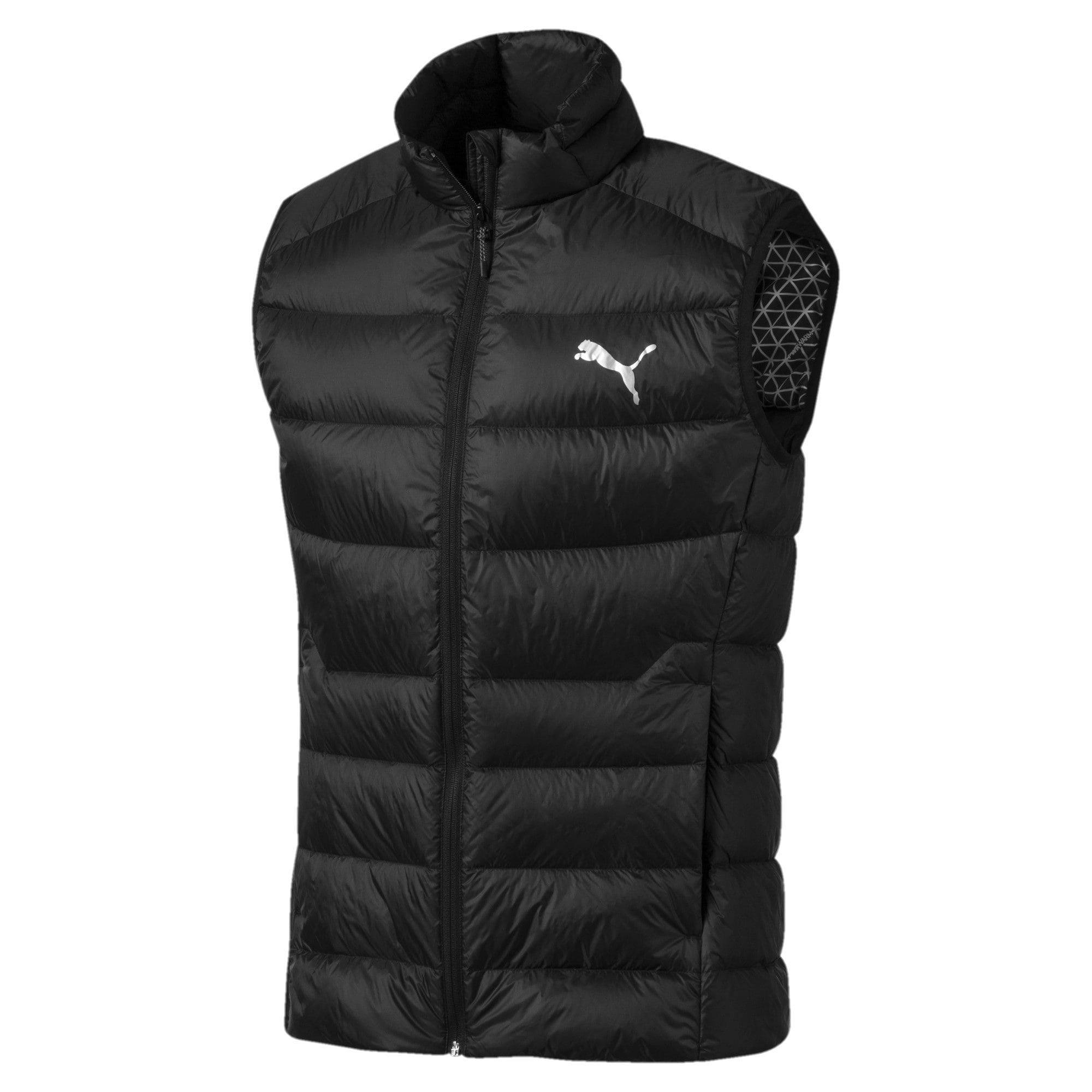 Thumbnail 4 of PWRWarm packLITE 600 Down Men's Vest, Puma Black, medium