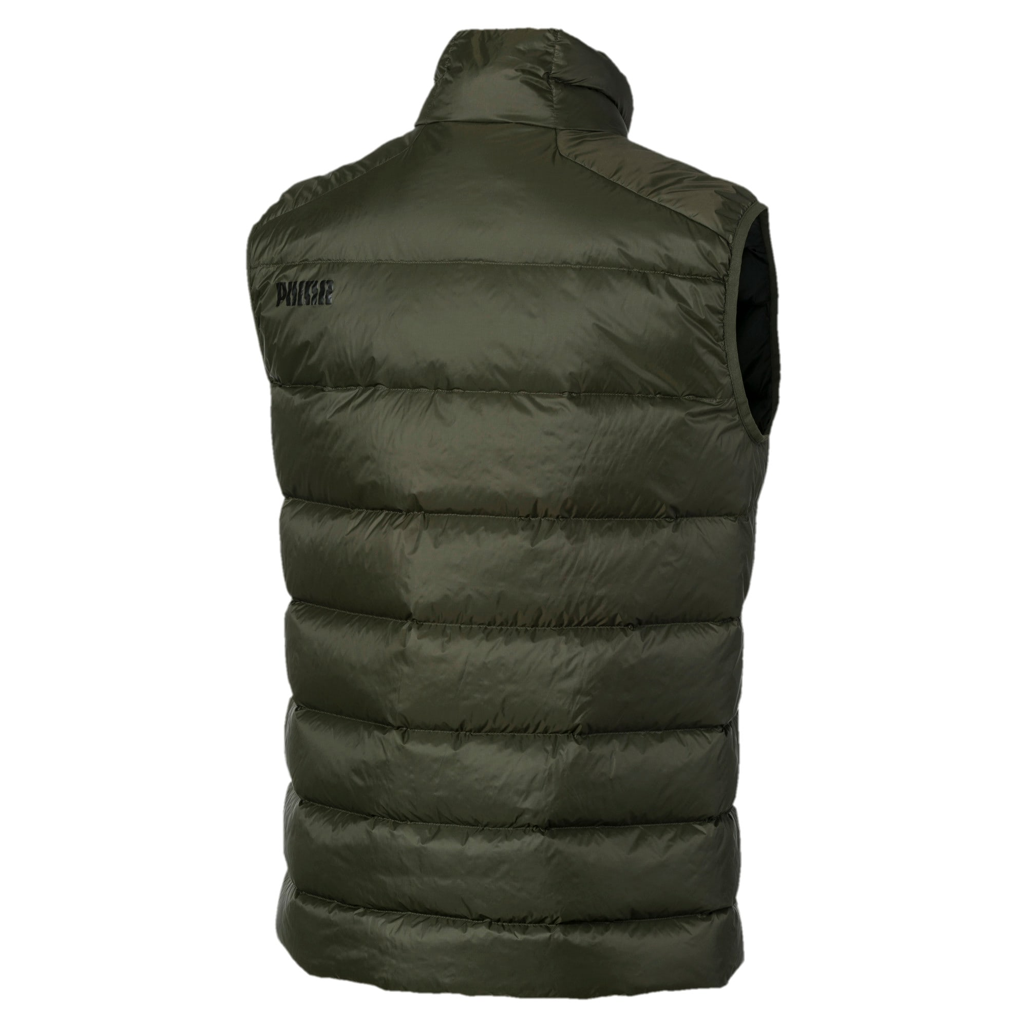 Thumbnail 5 van PWRWarm packLITE 600 gewatteerde bodywarmer voor heren, Forest Night, medium