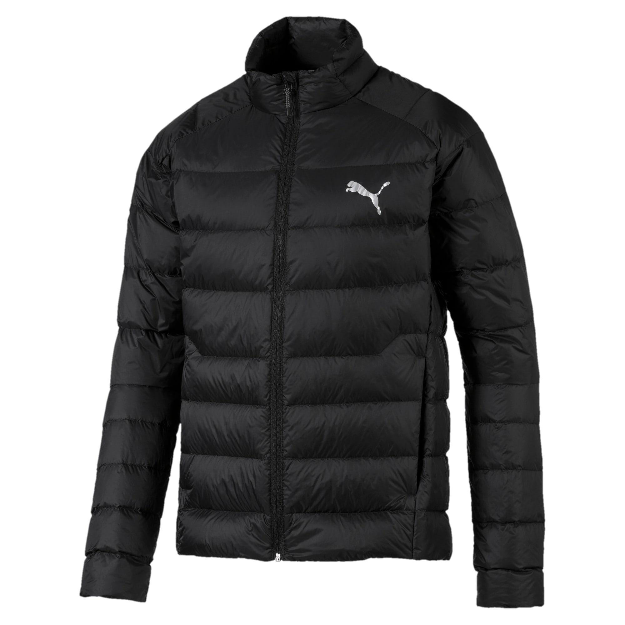 Thumbnail 4 of PWRWarm packLITE 600 Down Men's Jacket, Puma Black, medium
