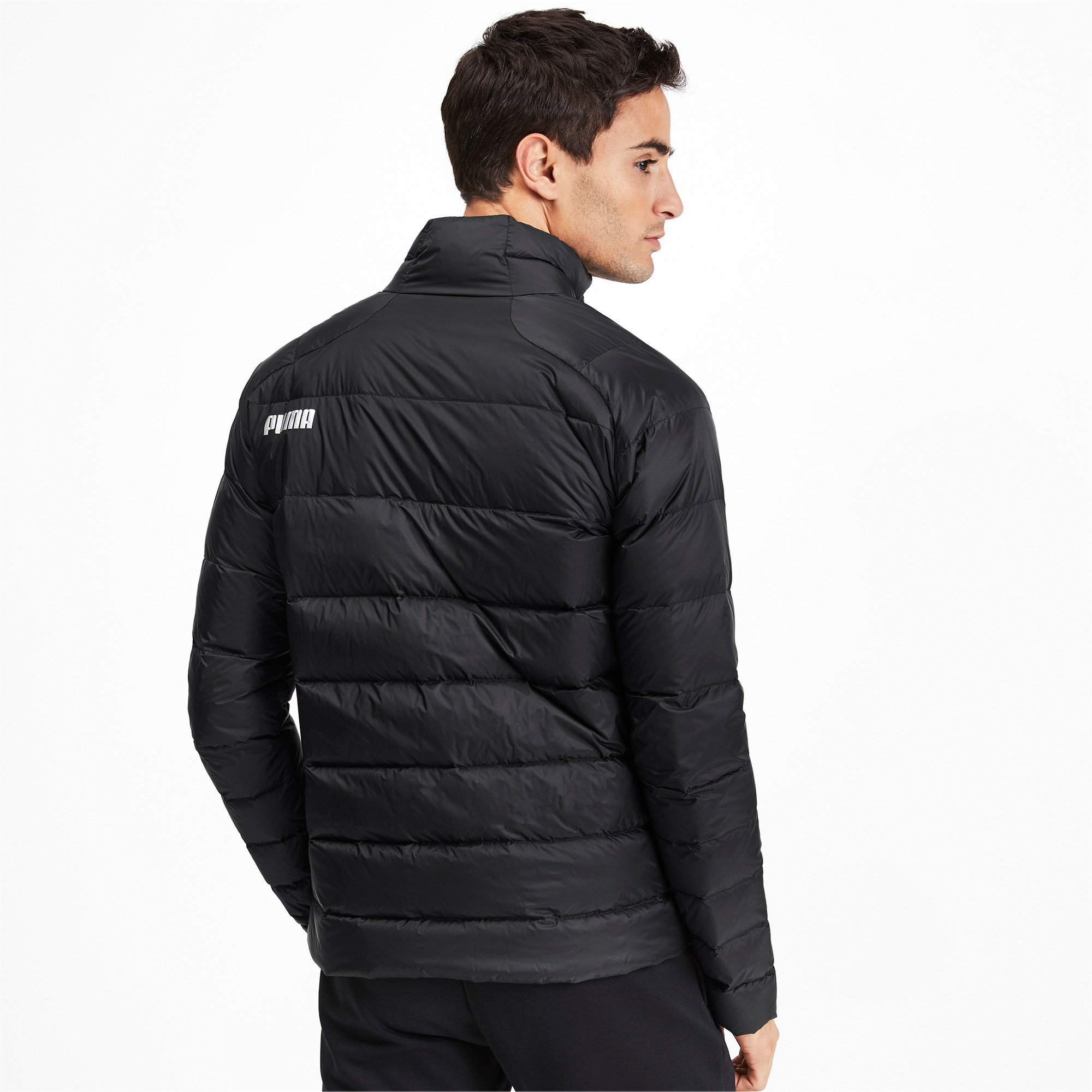 Thumbnail 2 of PWRWarm packLITE 600 Down Men's Jacket, Puma Black, medium