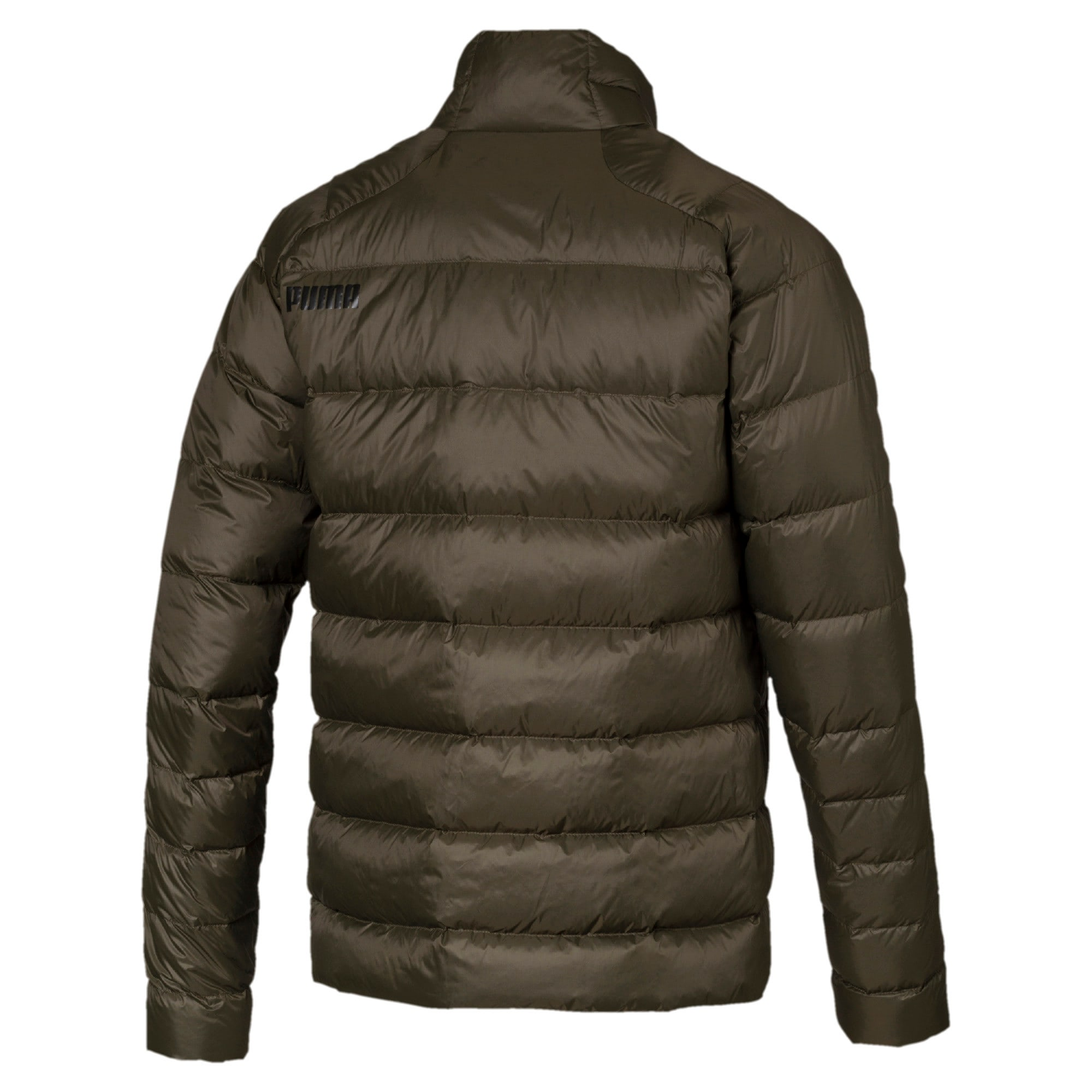 Thumbnail 2 of PWRWarm packLITE 600 Down Men's Jacket, Forest Night, medium