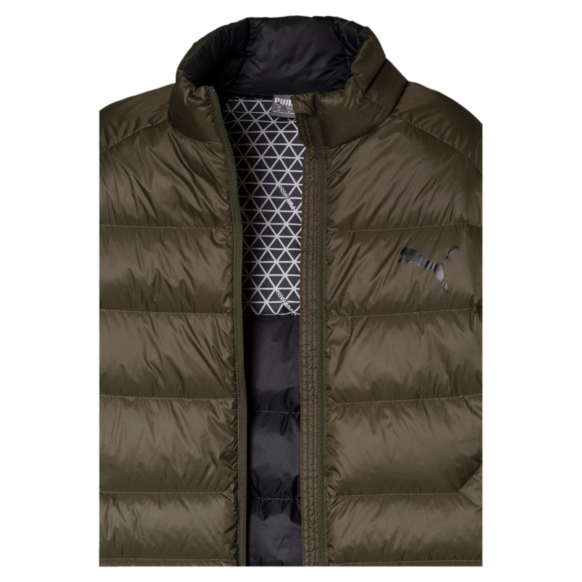 Thumbnail 3 of PWRWarm packLITE 600 Down Men's Jacket, Forest Night, medium