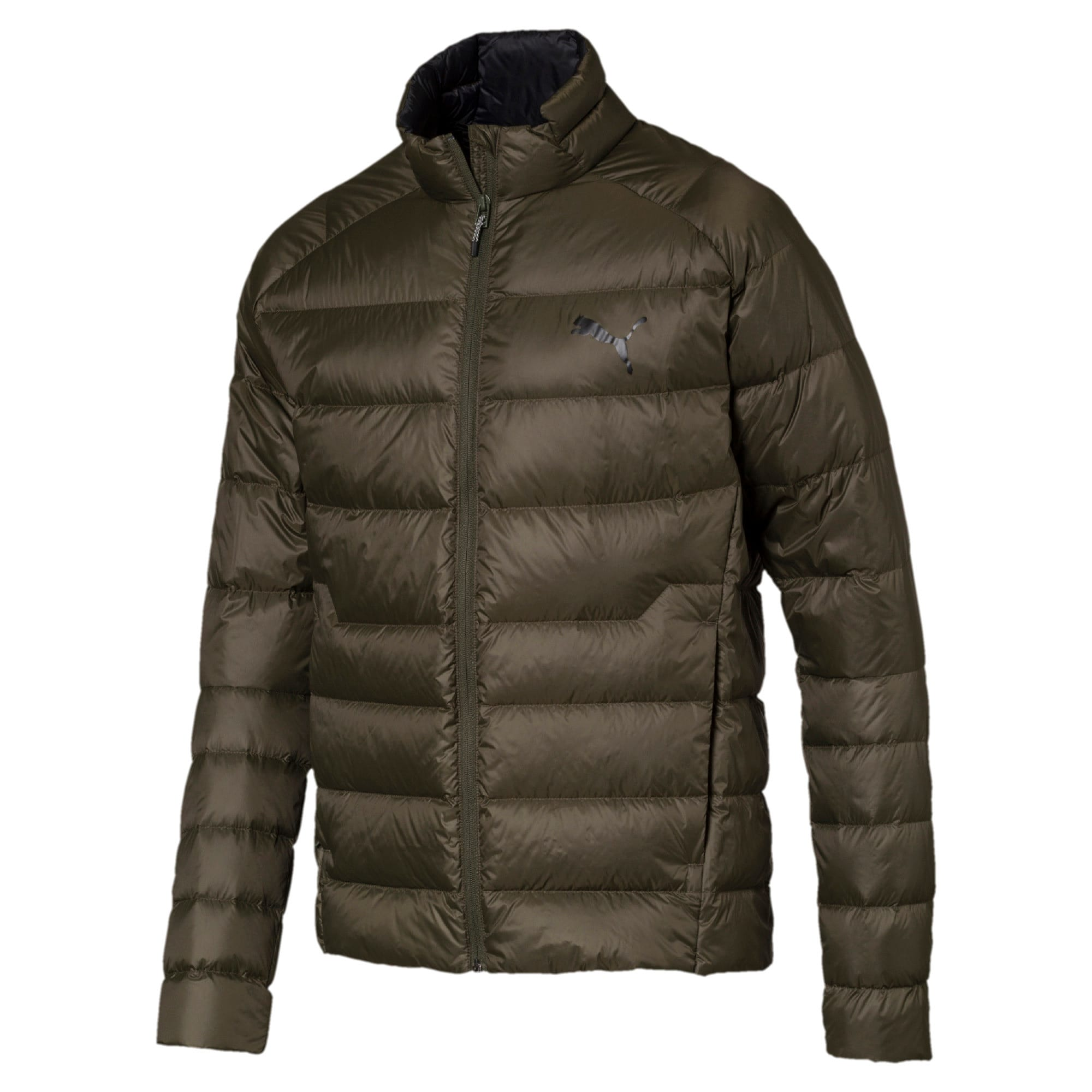 Thumbnail 1 of PWRWarm packLITE 600 Down Men's Jacket, Forest Night, medium