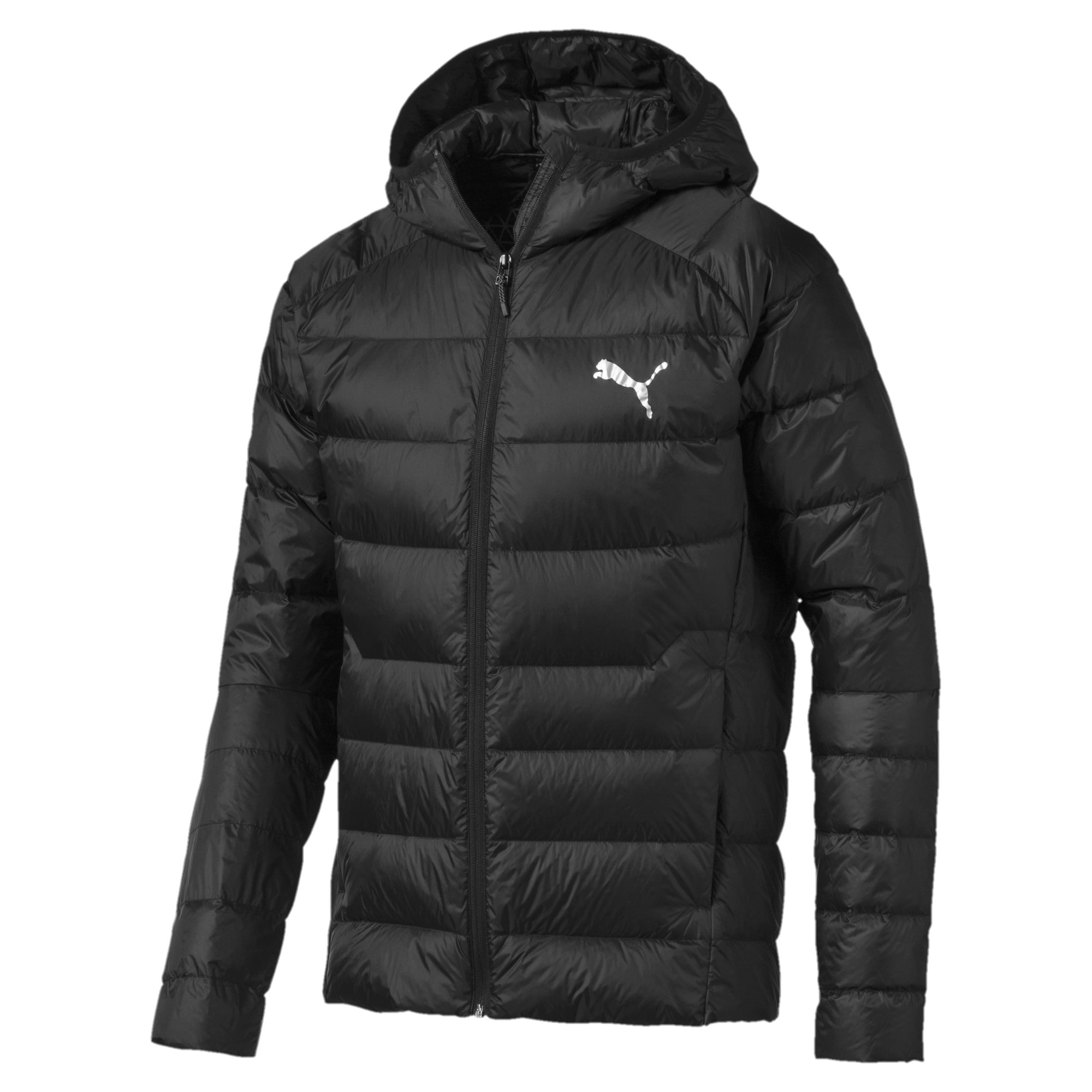 Thumbnail 4 of PWRWarm packLITE HD 600 Down Men's Jacket, Puma Black, medium