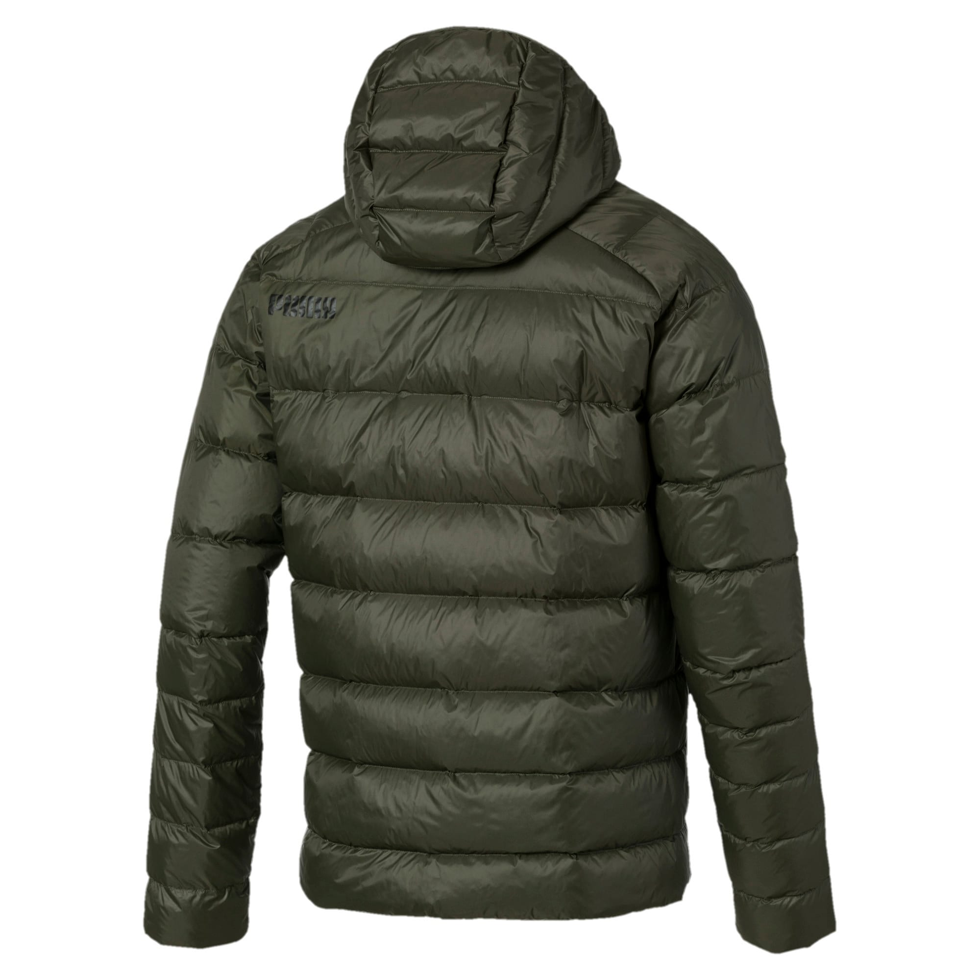 Thumbnail 5 of PWRWarm packLITE HD 600 Down Men's Jacket, Forest Night, medium-IND