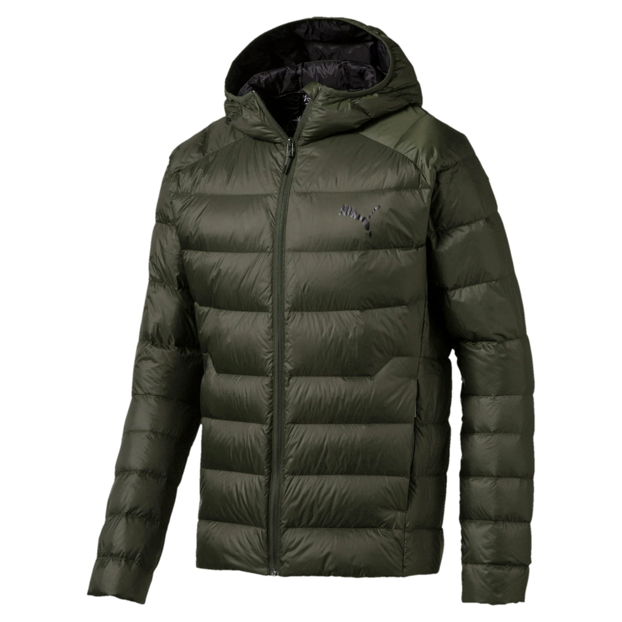 Thumbnail 4 of PWRWarm packLITE HD 600 Down Men's Jacket, Forest Night, medium-IND