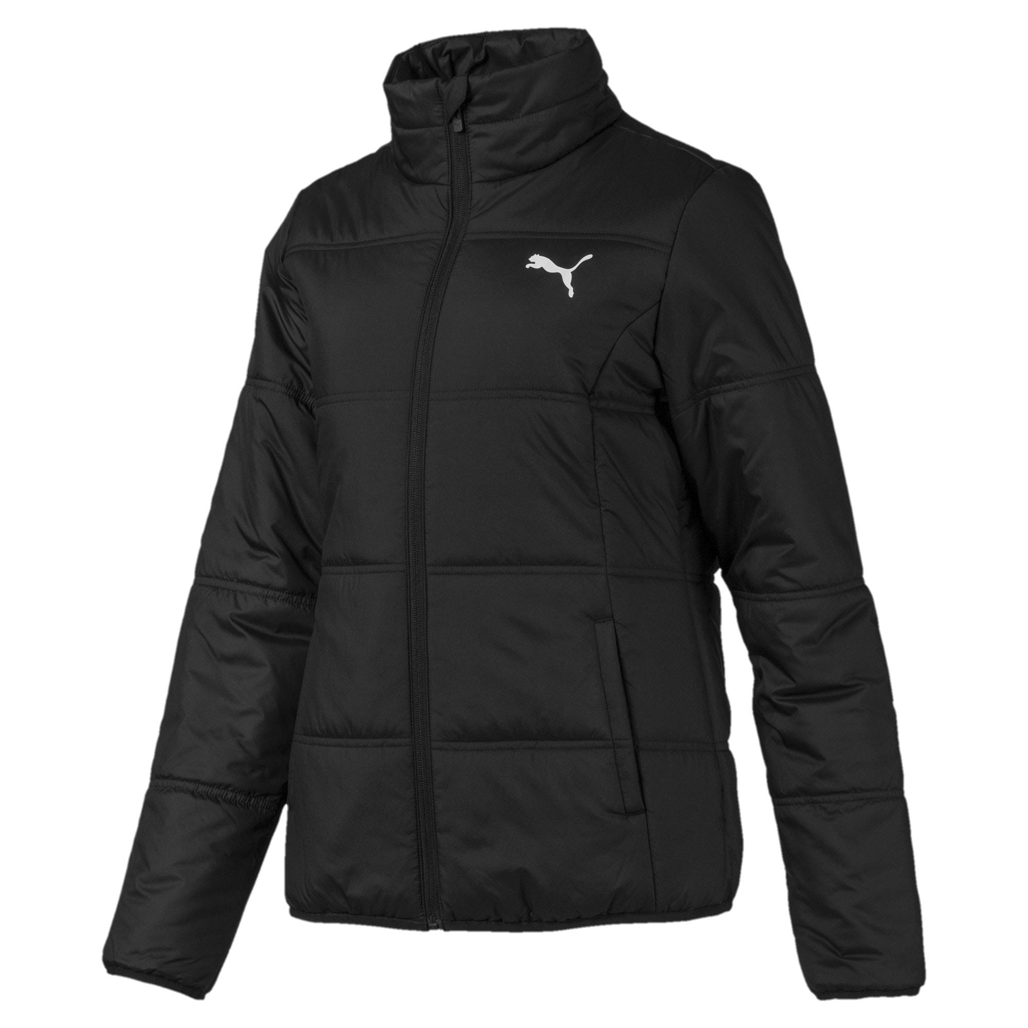Thumbnail 4 of Essentials Padded Women's Jacket, Puma Black, medium