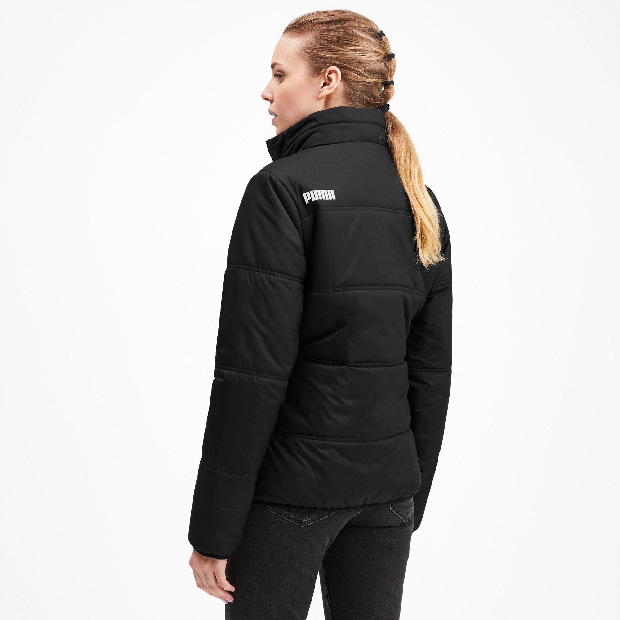 Thumbnail 2 of Essentials Padded Women's Jacket, Puma Black, medium