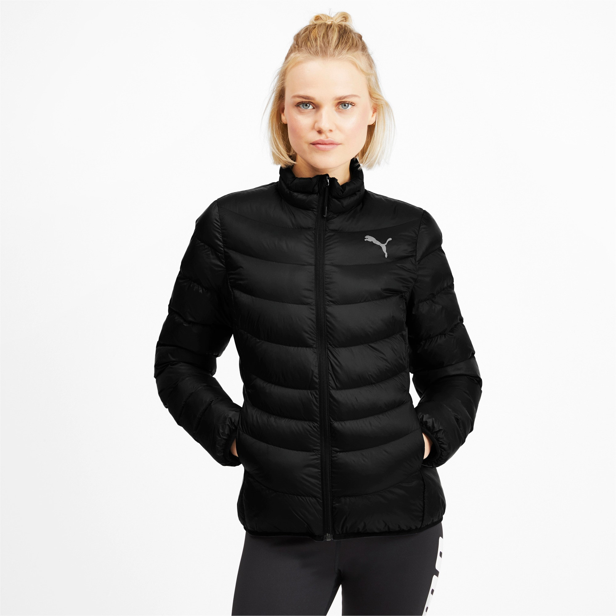 Thumbnail 1 of Ultralight warmCELL Women's Jacket, Puma Black, medium