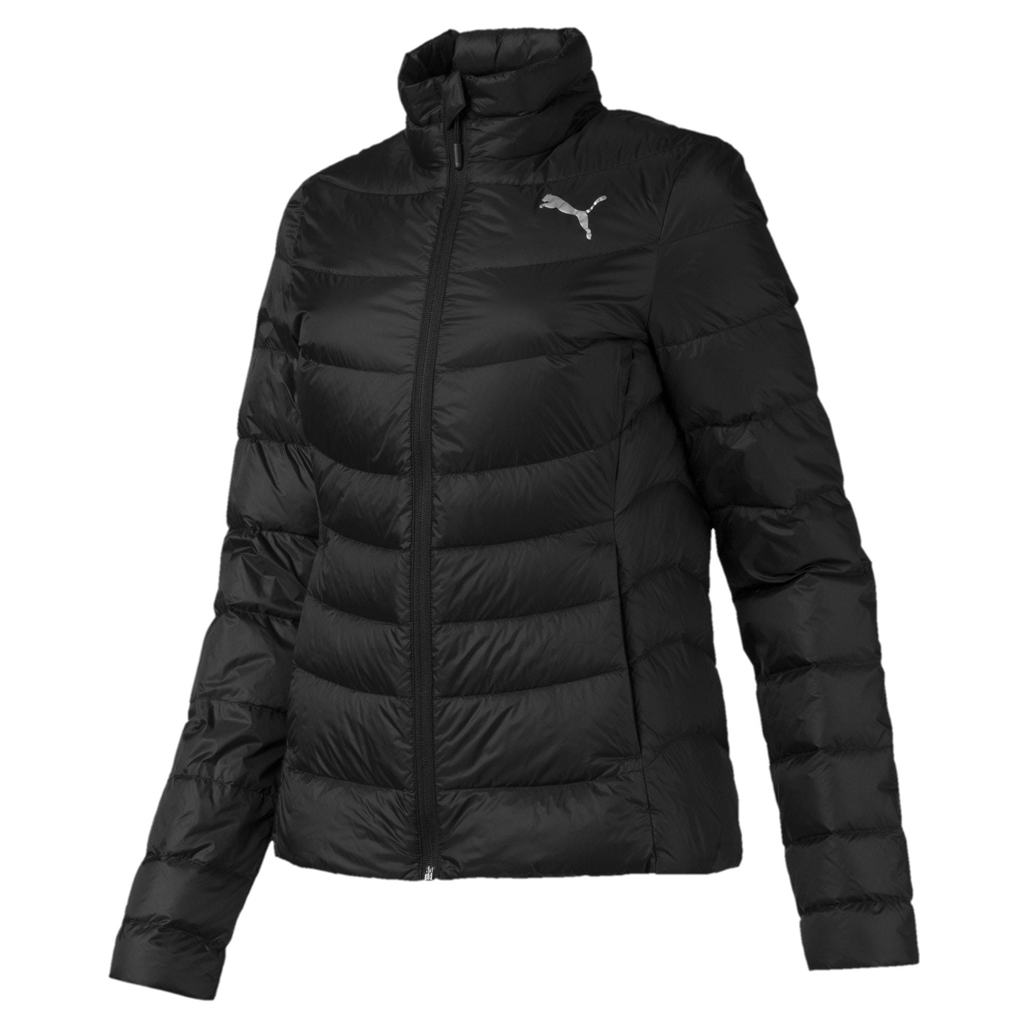 Thumbnail 4 of PWRWarm packLITE 600 Down Women's Jacket, Puma Black, medium