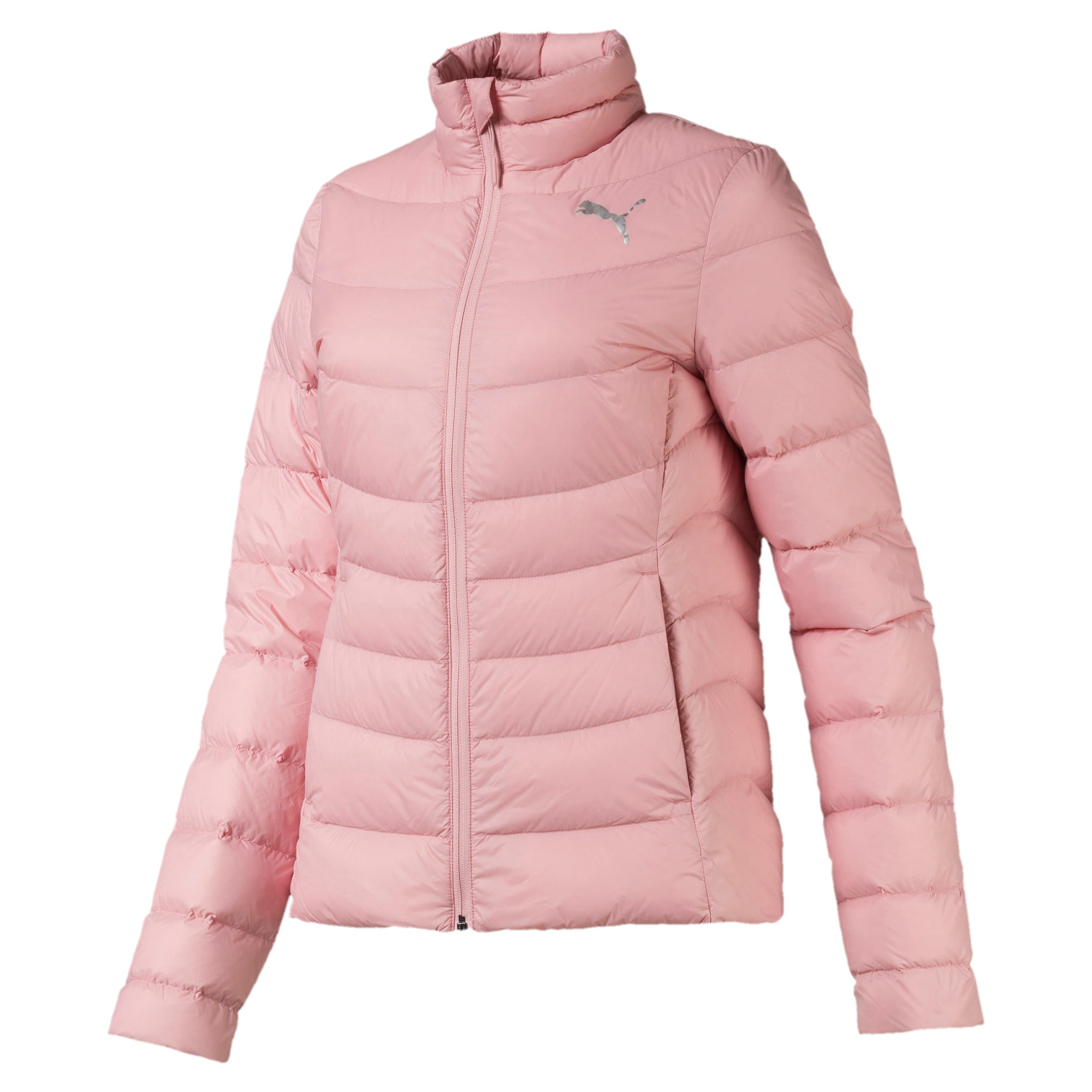 Thumbnail 4 of PWRWarm packLITE 600 Down Women's Jacket, Bridal Rose, medium