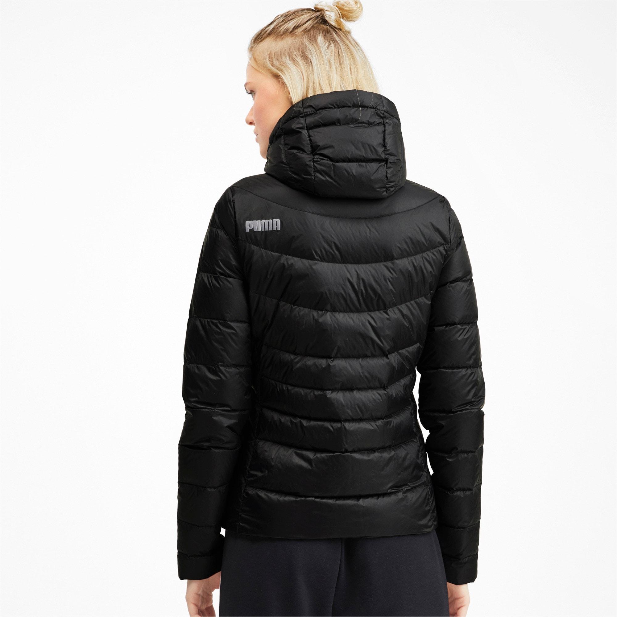 Thumbnail 2 of PWRWarm packLITE Down Women's Jacket, Puma Black, medium