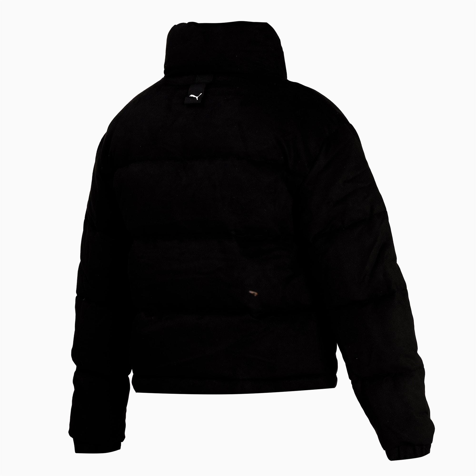 Thumbnail 5 of 480 Style Down Women's Jacket, Puma Black, medium-IND