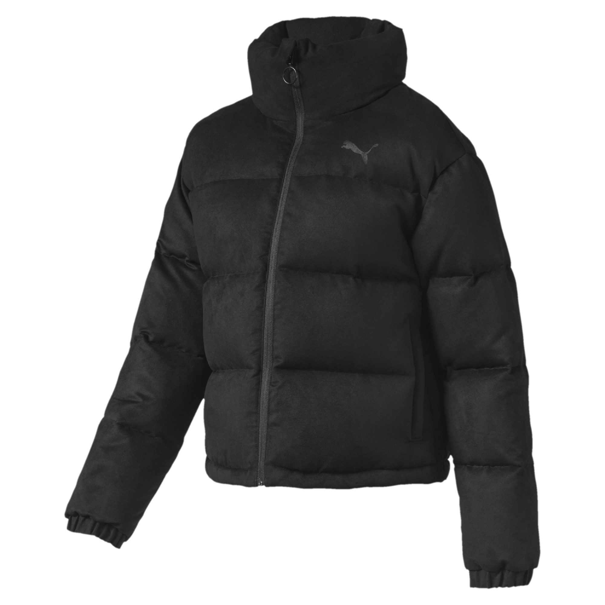 Thumbnail 4 of 480 Style Down Women's Jacket, Puma Black, medium