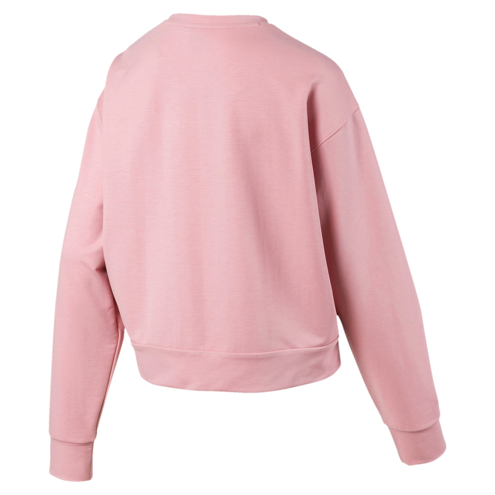 Thumbnail 5 of Modern Sport Crew Women's Long Sleeve Sweater, Bridal Rose, medium