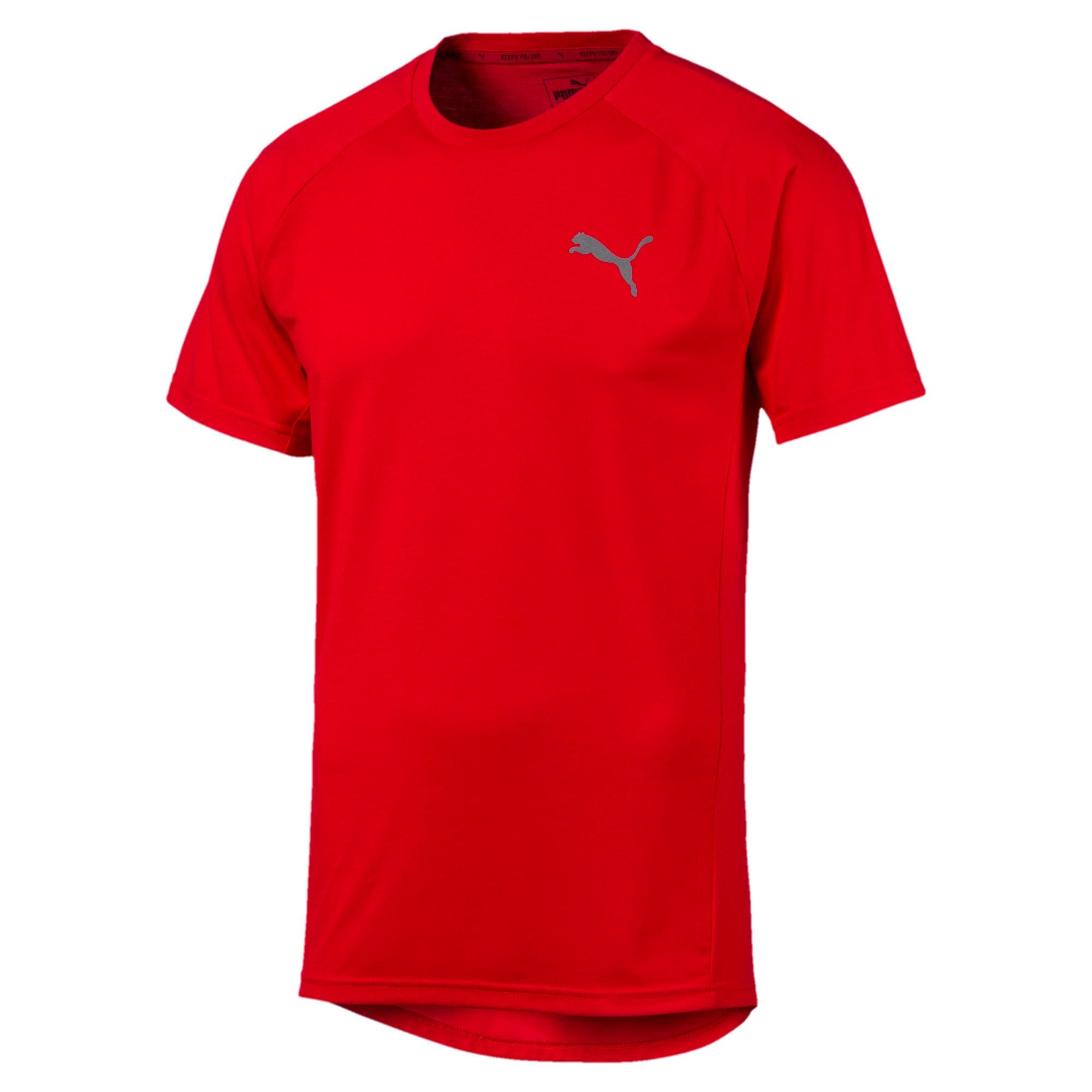 Thumbnail 4 of Meska koszulka z krótkim rekawem Evostripe, High Risk Red, medium