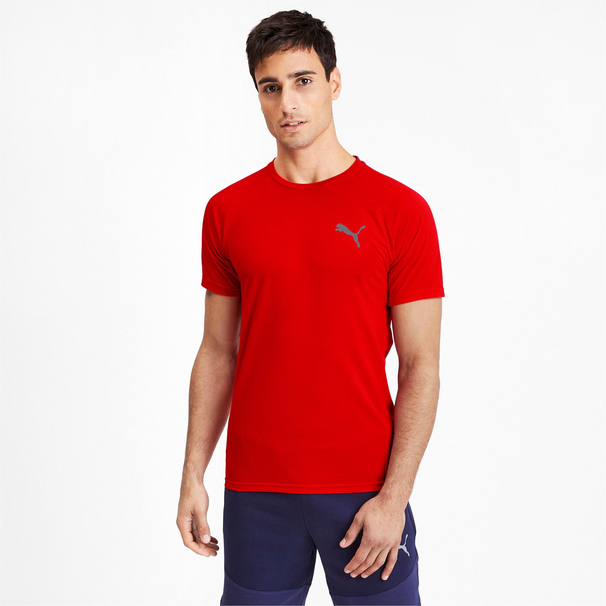 Thumbnail 1 of Meska koszulka z krótkim rekawem Evostripe, High Risk Red, medium