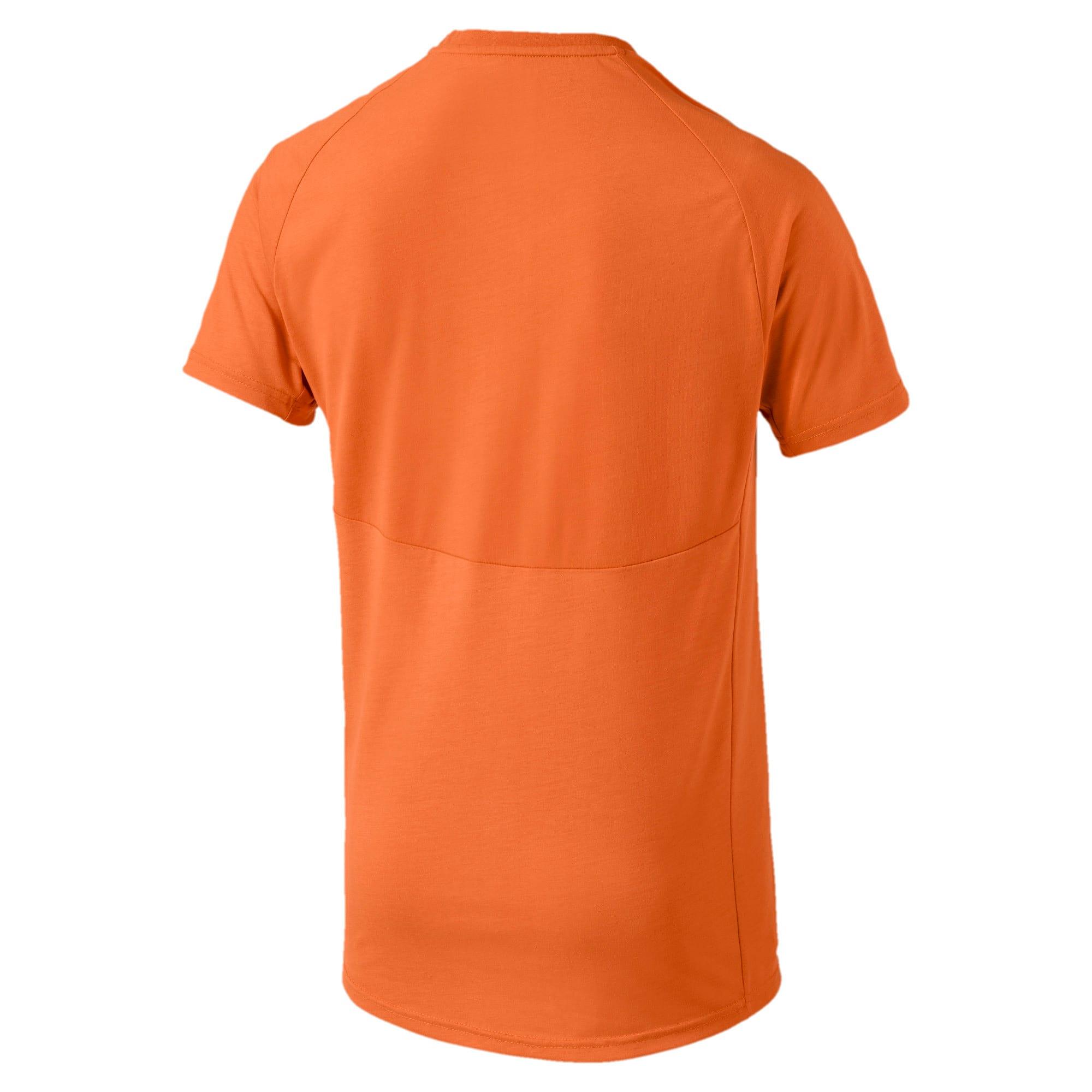 Thumbnail 5 of Meska koszulka z krótkim rekawem Evostripe, Jaffa Orange, medium
