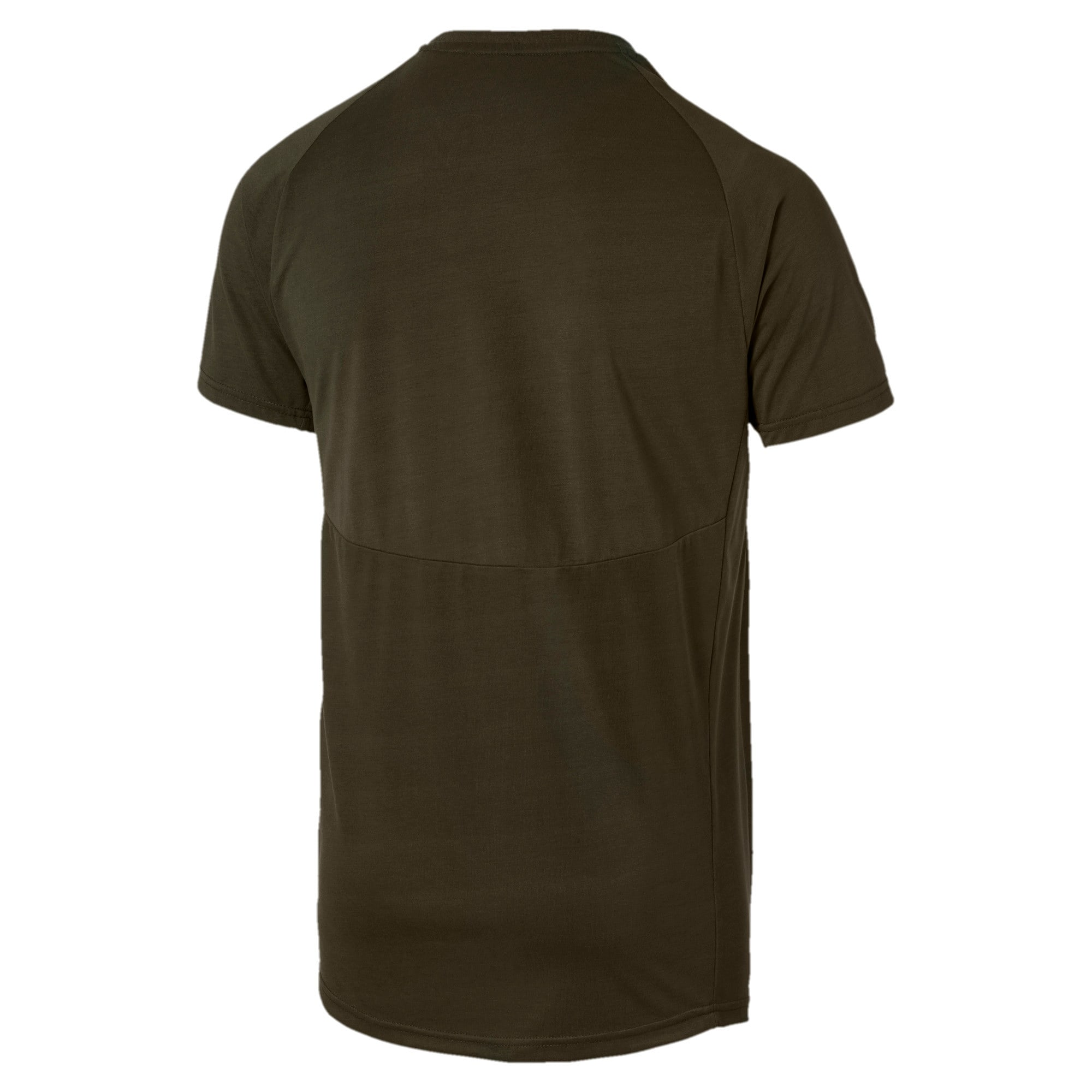 Thumbnail 5 of Evostripe Short Sleeve Men's Tee, Forest Night, medium-IND