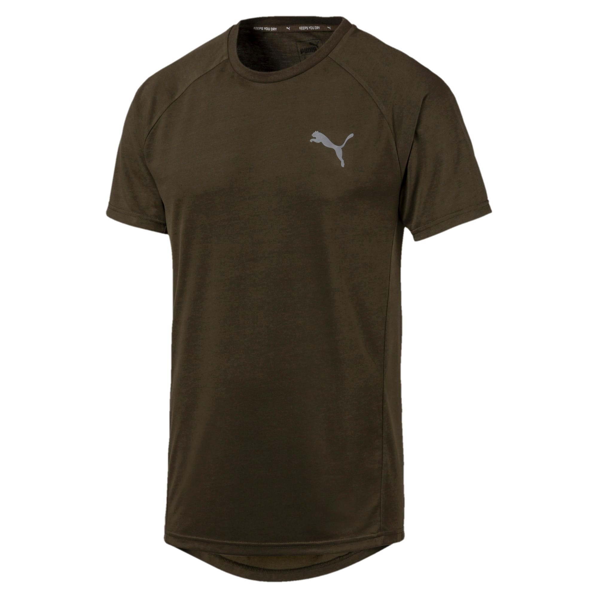 Thumbnail 4 of Evostripe Short Sleeve Men's Tee, Forest Night, medium-IND