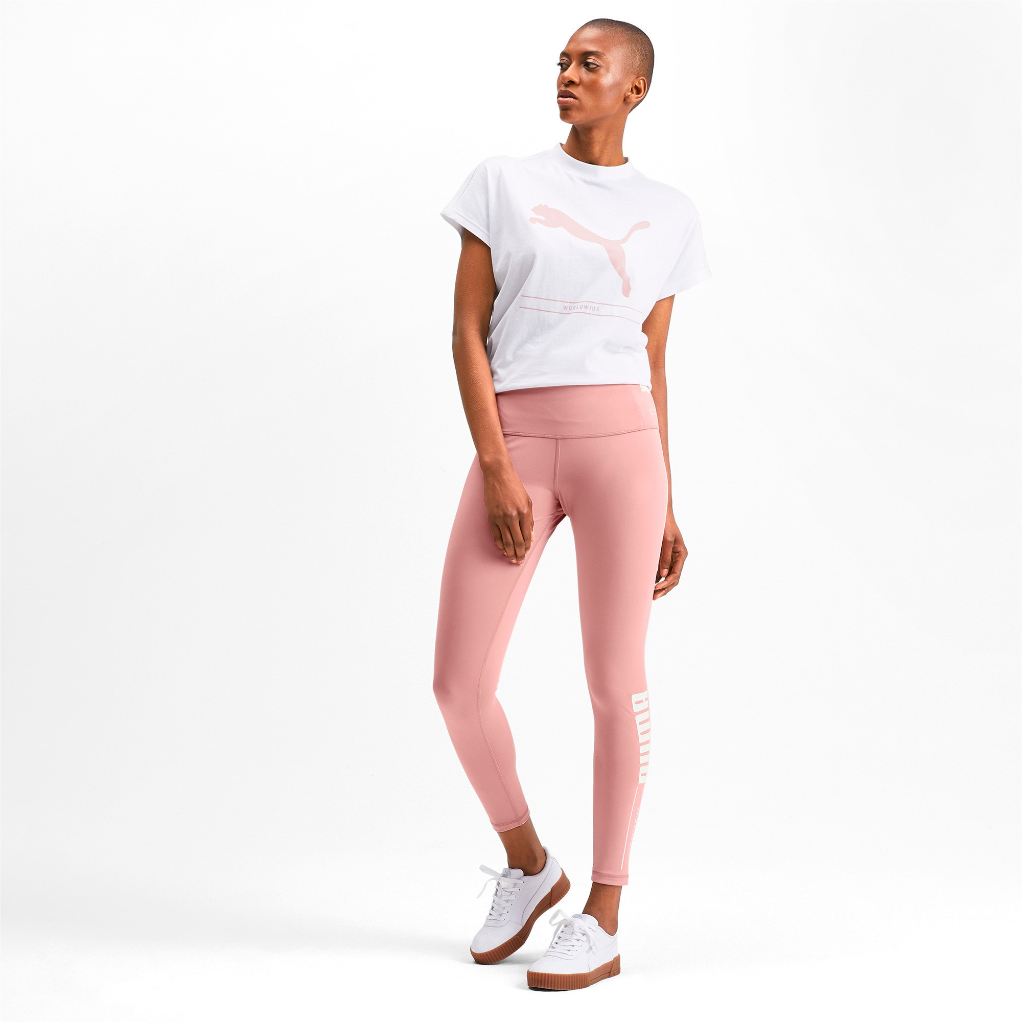 Thumbnail 3 of NU-TILITY Damen Leggings, Bridal Rose, medium