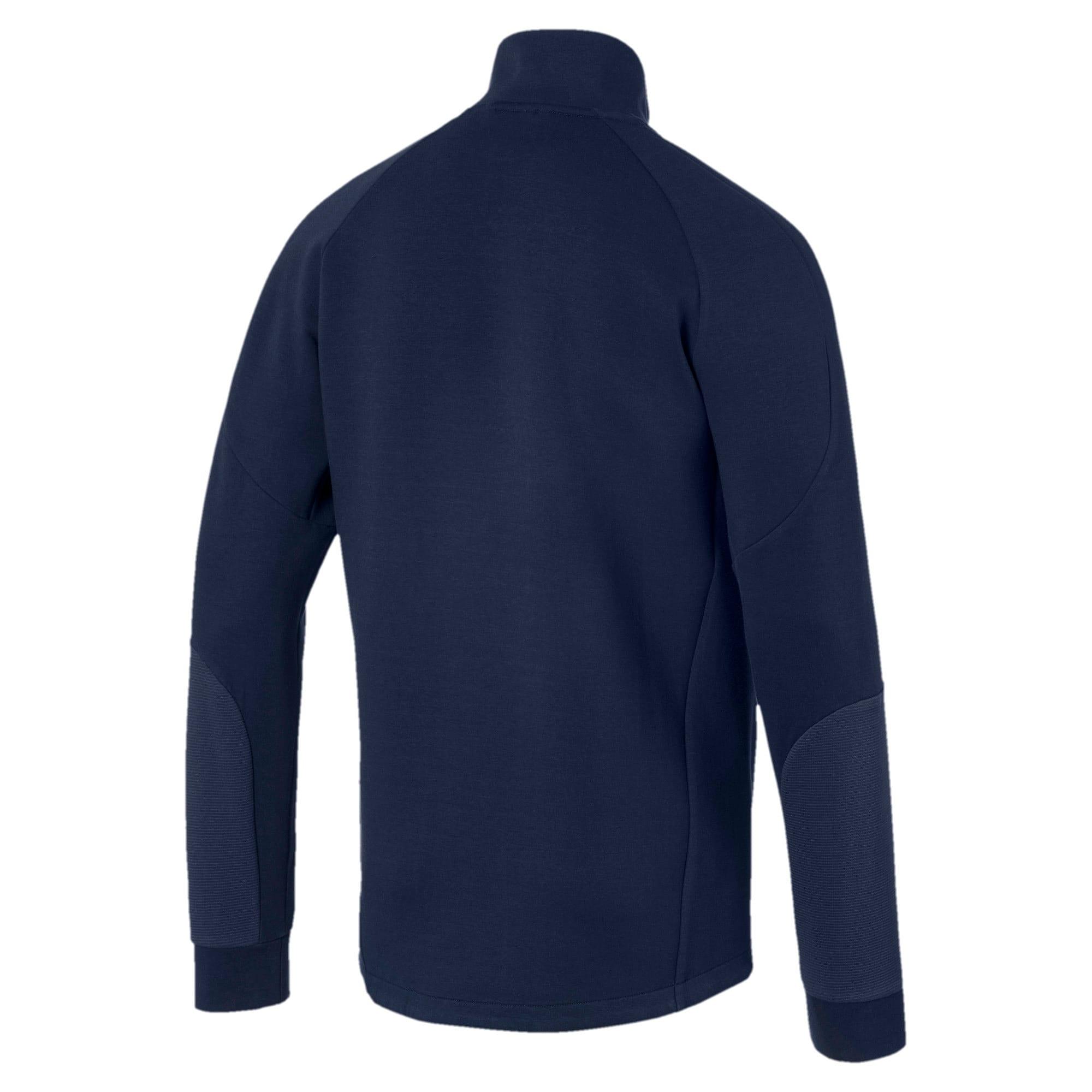 Thumbnail 5 of Evostripe Long Sleeve Men's Jacket, Peacoat, medium