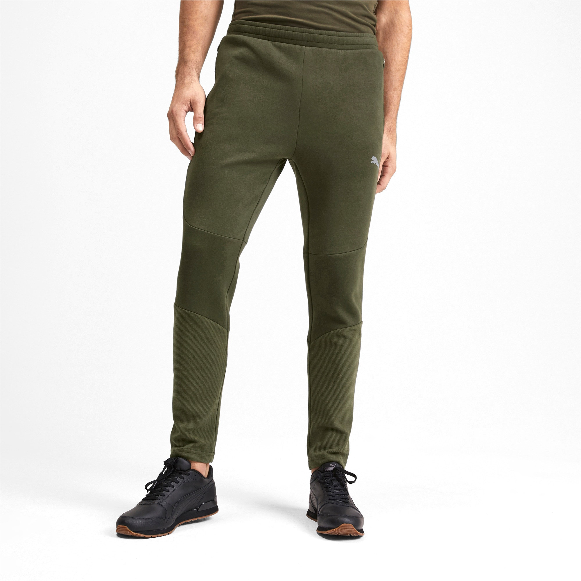 Thumbnail 1 of Evostripe Men's Pants, Forest Night, medium