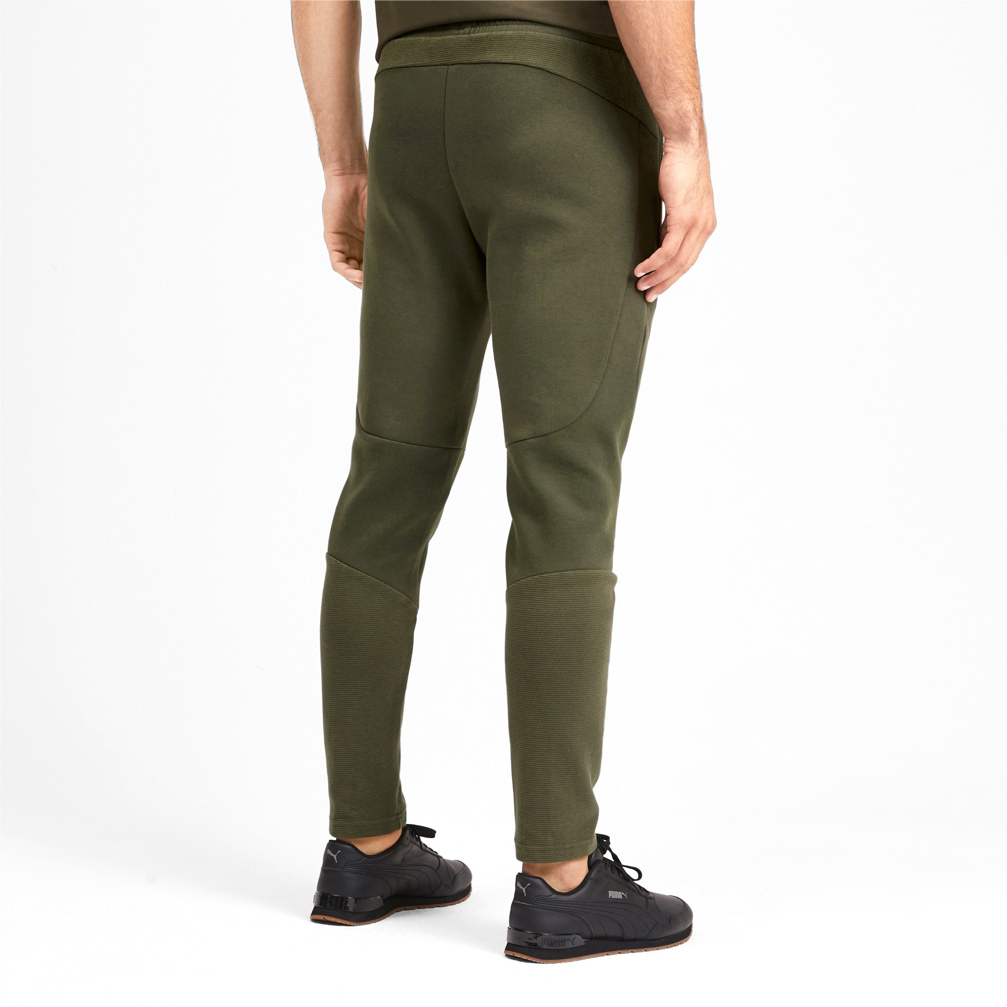 Thumbnail 2 of Evostripe Men's Pants, Forest Night, medium