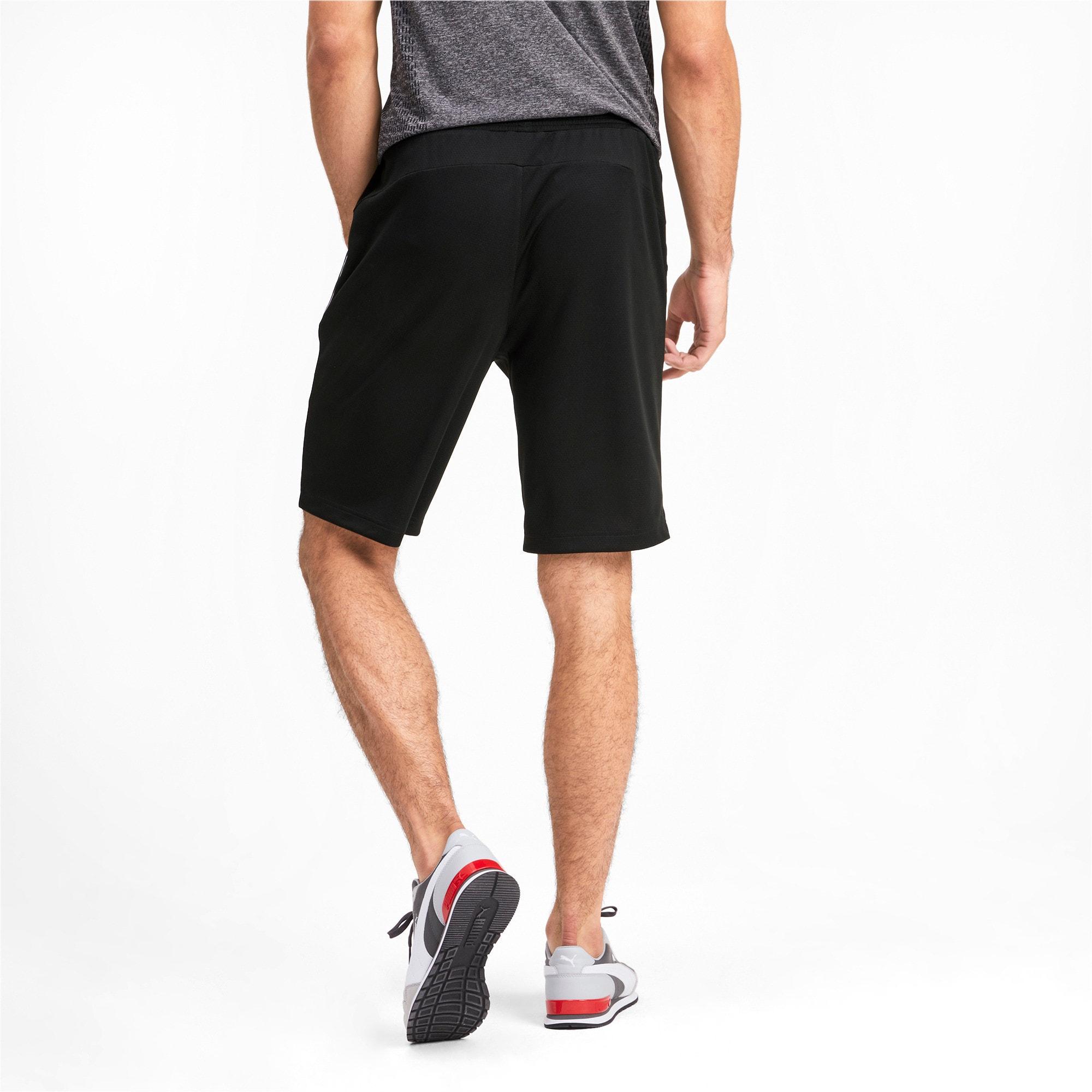 Thumbnail 2 of Tec Sports Interlock Men's Shorts, Puma Black, medium-IND