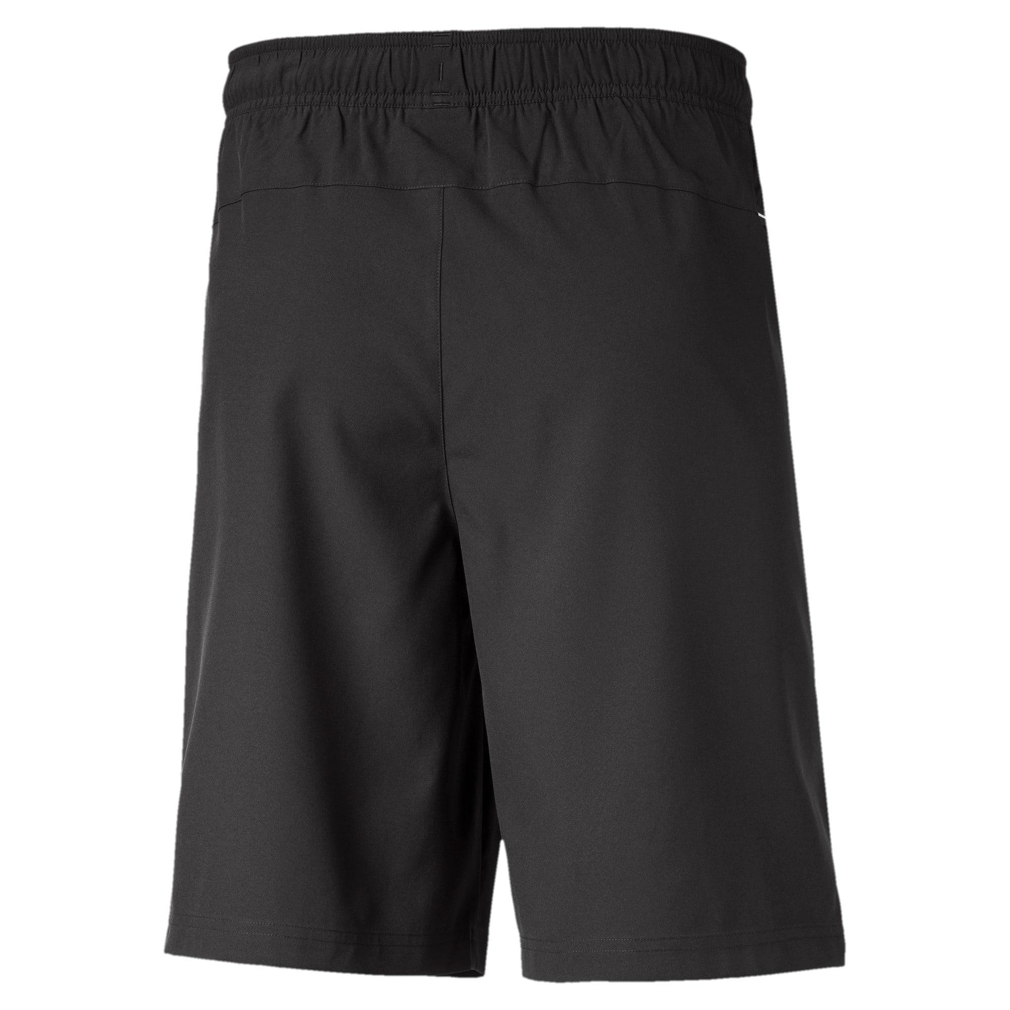 Thumbnail 5 of Tec Sports Men's Woven Shorts, Puma Black, medium-IND