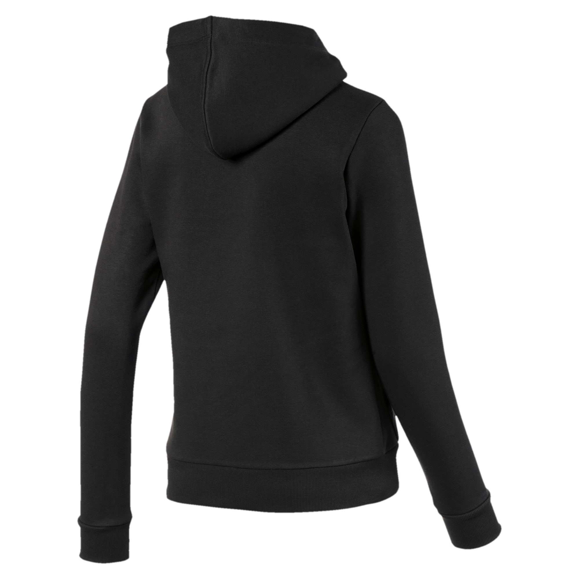 Thumbnail 5 of Kangaroo Hoodie, Puma Black, medium-IND