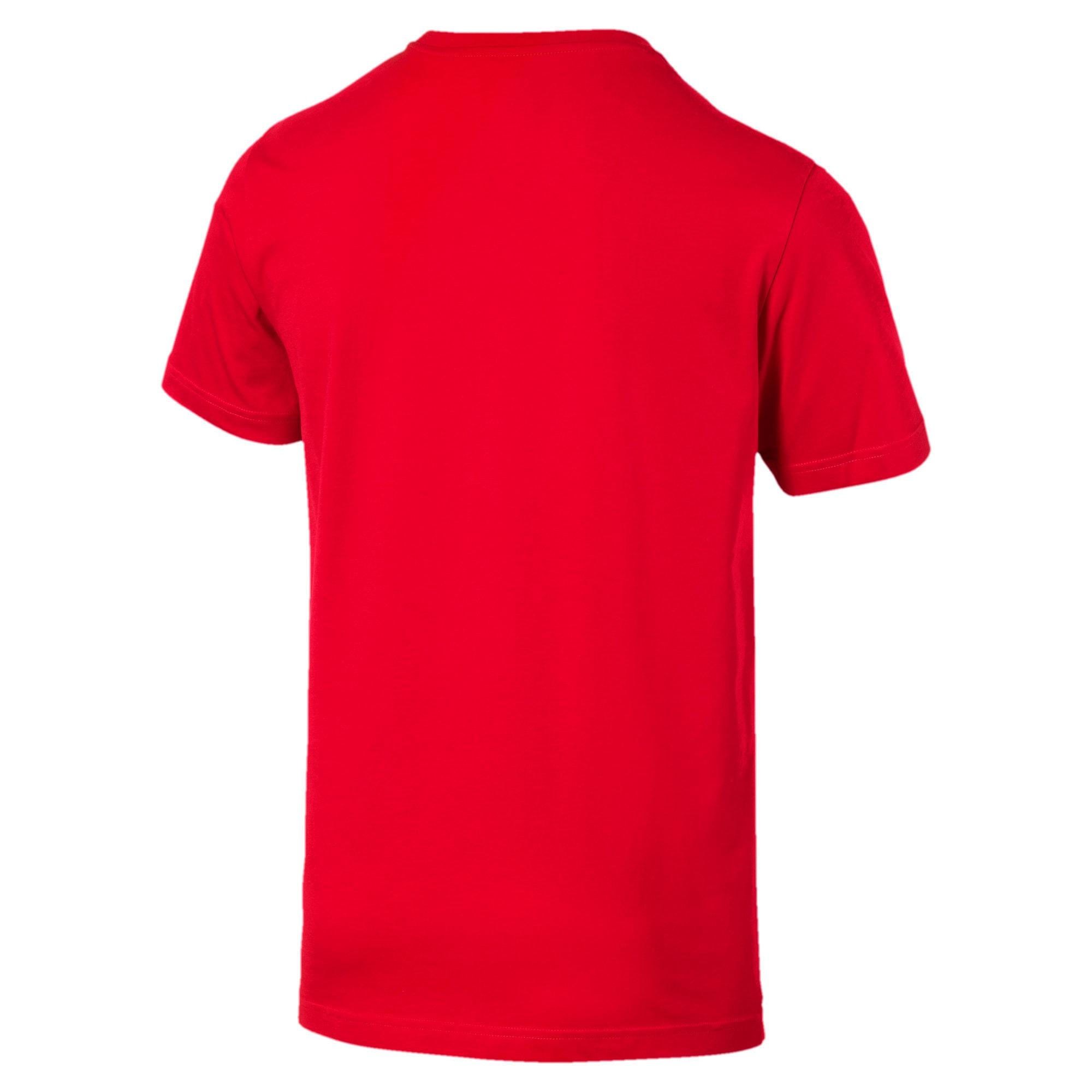 Thumbnail 5 of Graphic Short Sleeve Men's Tee, High Risk Red, medium-IND