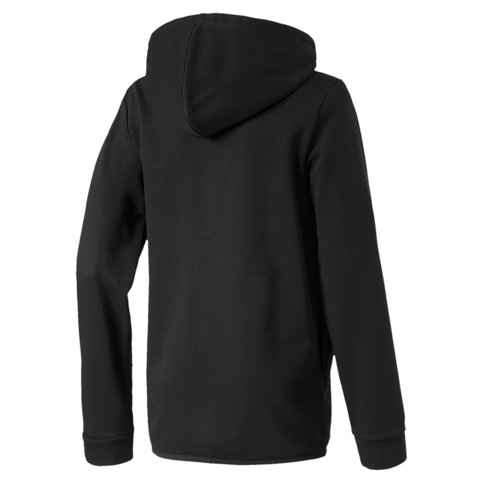 Thumbnail 2 of Active Sports Hooded Jacket, Puma Black, medium-IND