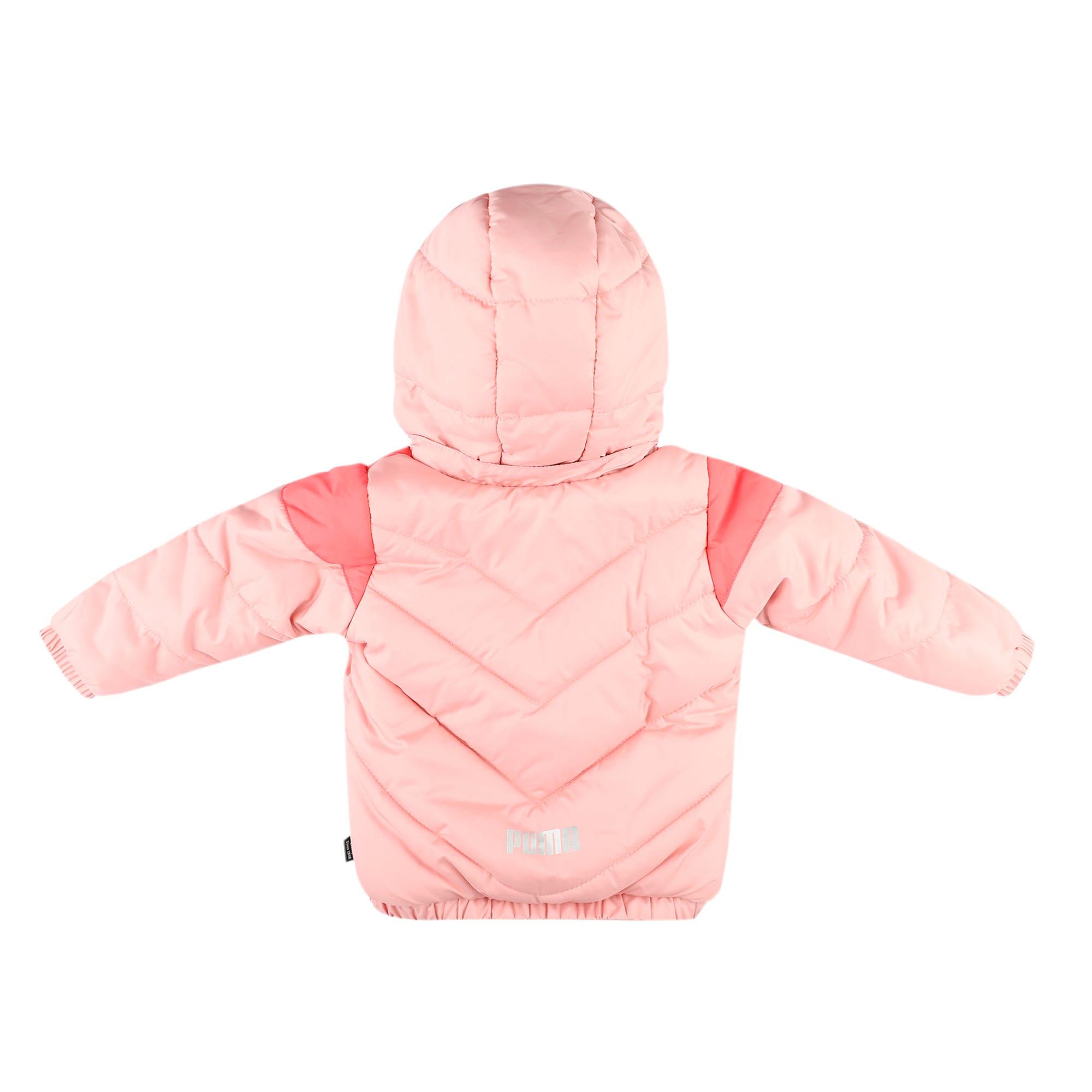 Thumbnail 2 of Minicats Padded Infant Jacket, Bridal Rose, medium-IND