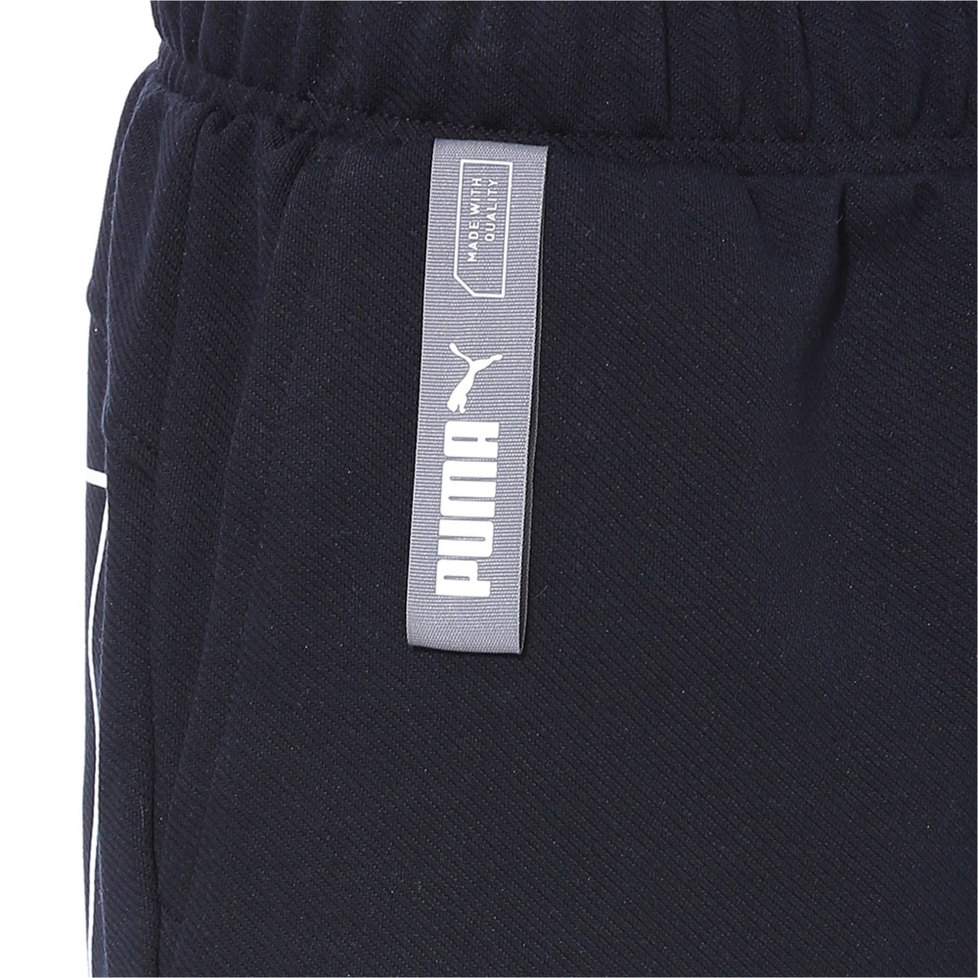 Thumbnail 6 of NU-TILITY Men's Shorts, Puma Black, medium-IND