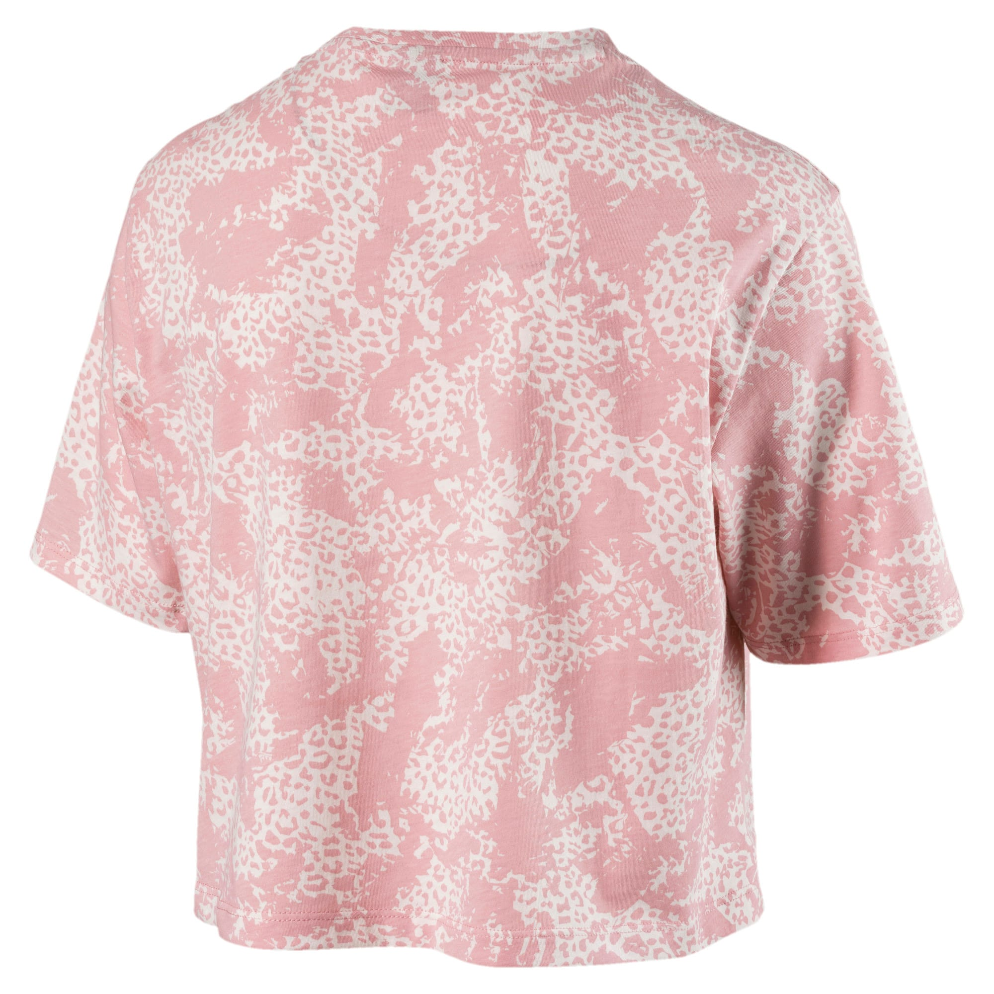 Thumbnail 5 of Elevated Essentials Cropped Women's Sweater, Bridal Rose, medium-IND