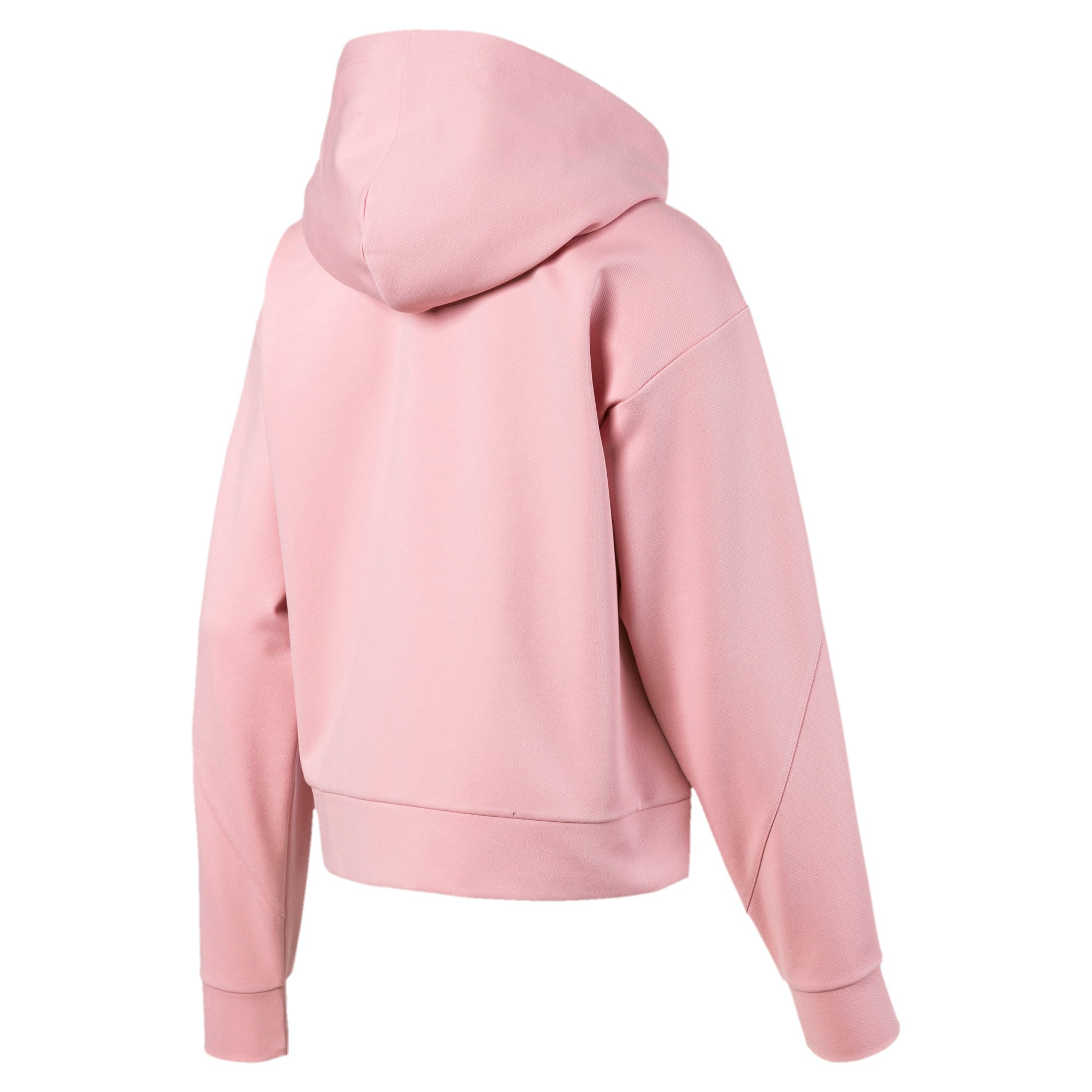 Thumbnail 5 of NU-TILITY Full Zip Women's Hoodie, Bridal Rose, medium