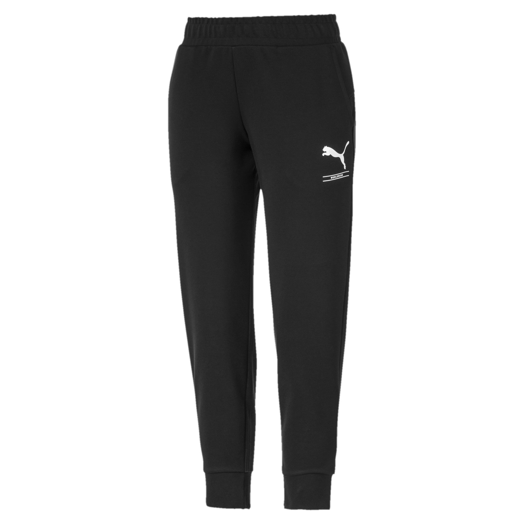 Thumbnail 4 of NU-TILITY Women's Sweatpants, Puma Black, medium