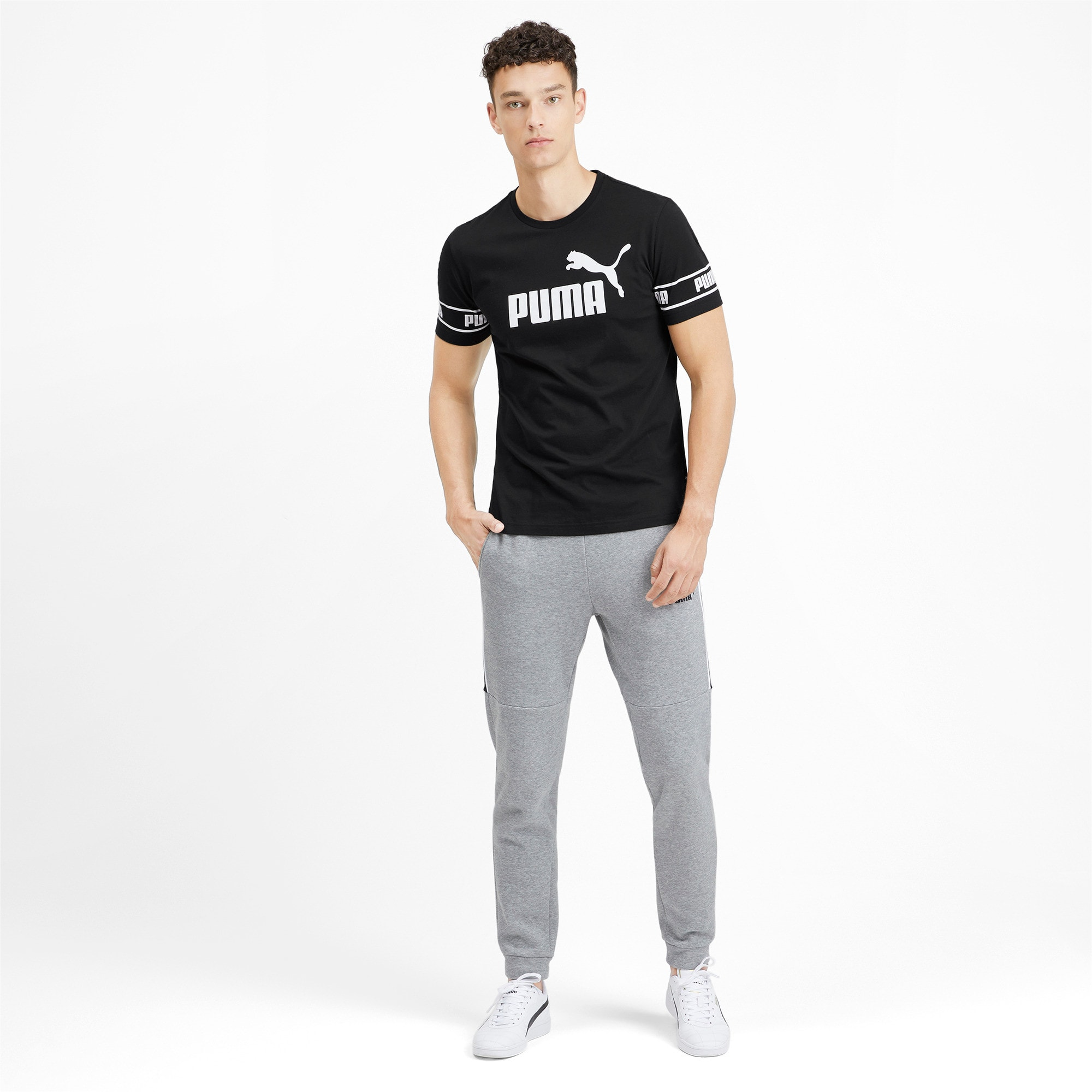 Miniaturka 3 Męska koszulka Amplified, Puma Black, średnie