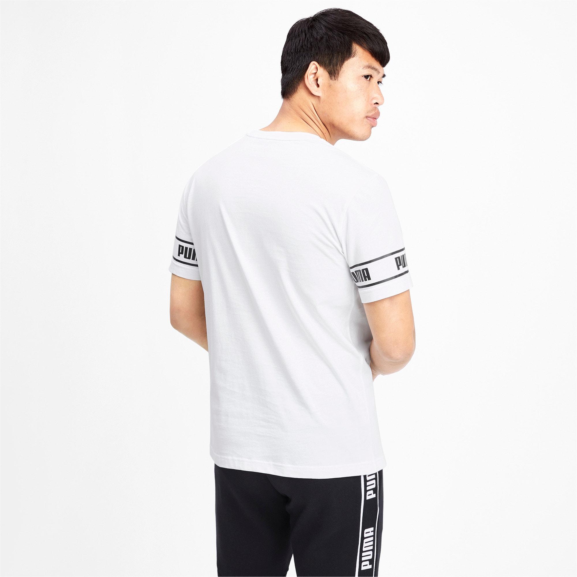 Miniaturka 2 Męska koszulka Amplified, Puma White, średnie