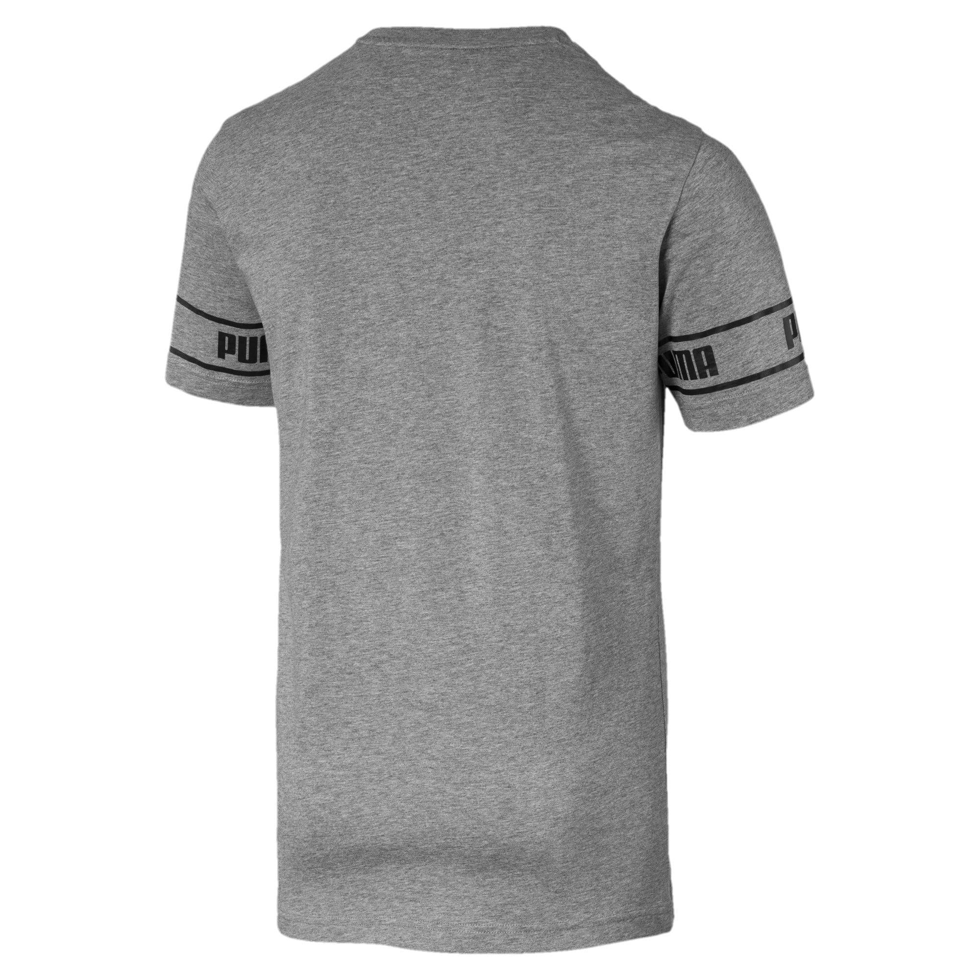Thumbnail 5 of Meska koszulka Amplified, Medium Gray Heather, medium